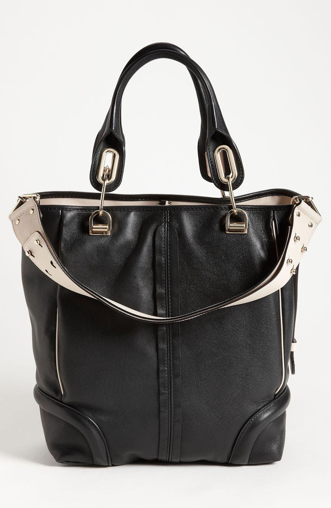 Alternate Image 4  - Chloé 'Military Paraty - Medium' Leather Tote
