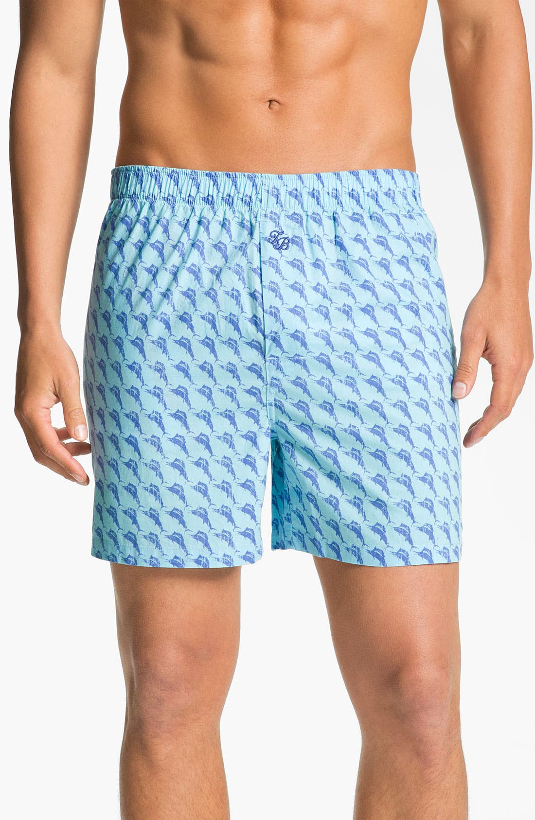 Alternate Image 1 Selected - Tommy Bahama 'Marlin Madness' Boxers