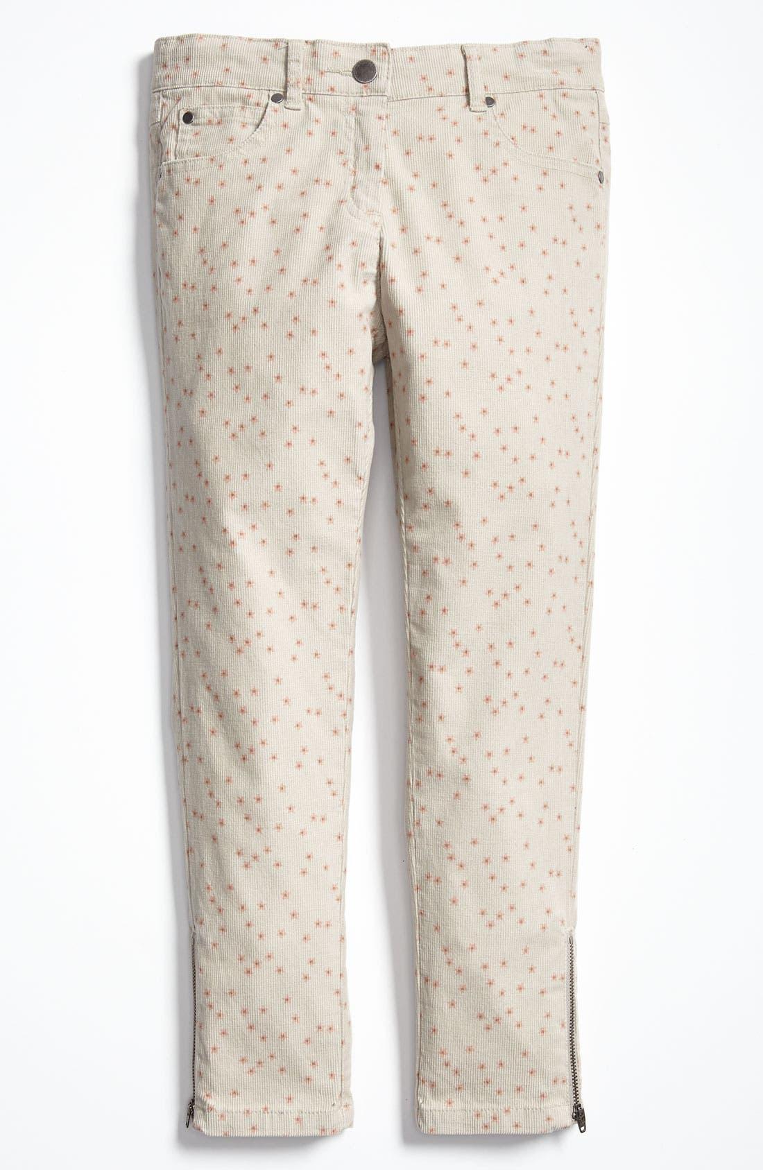 Alternate Image 2  - Stella McCartney 'Nina' Skinny Corduroy Pants (Little Girls & Big Girls)