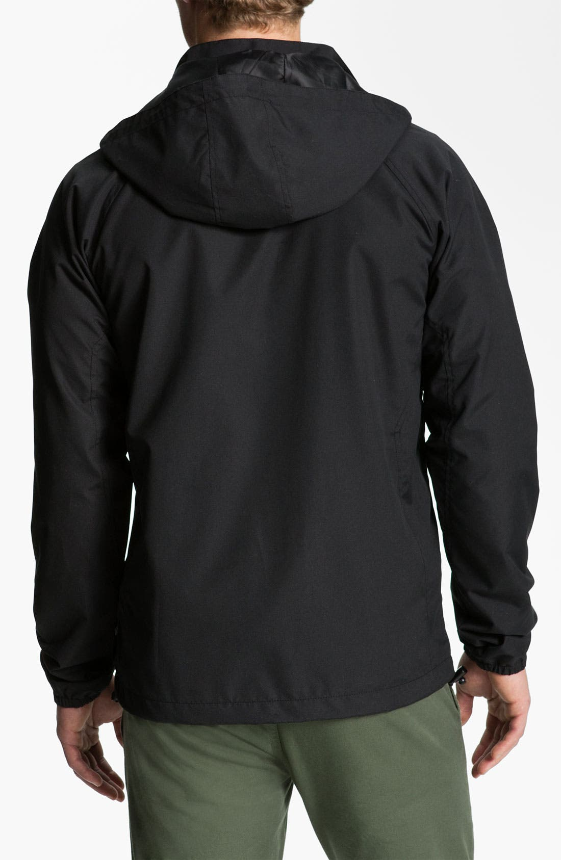 Alternate Image 2  - Quiksilver 'Icon' Microfiber Jacket