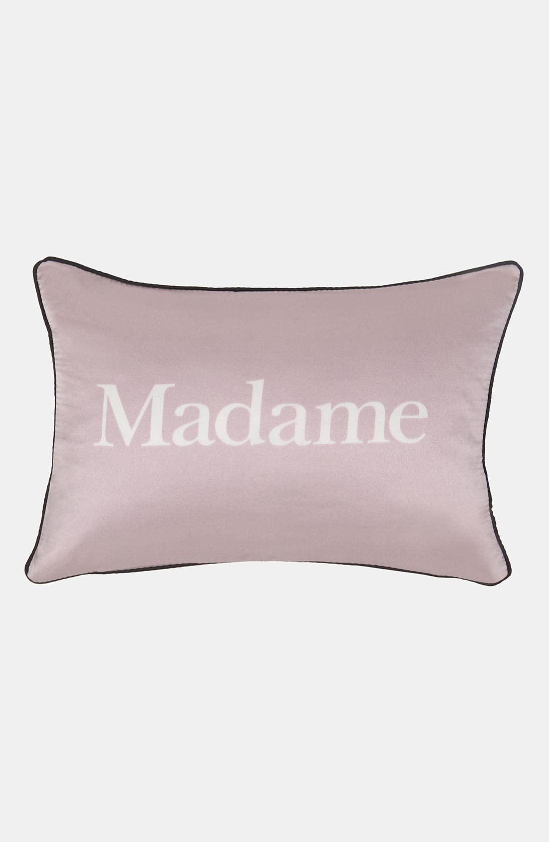 Main Image - Blissliving Home 'Madame' Reversible Pillow (Online Only)