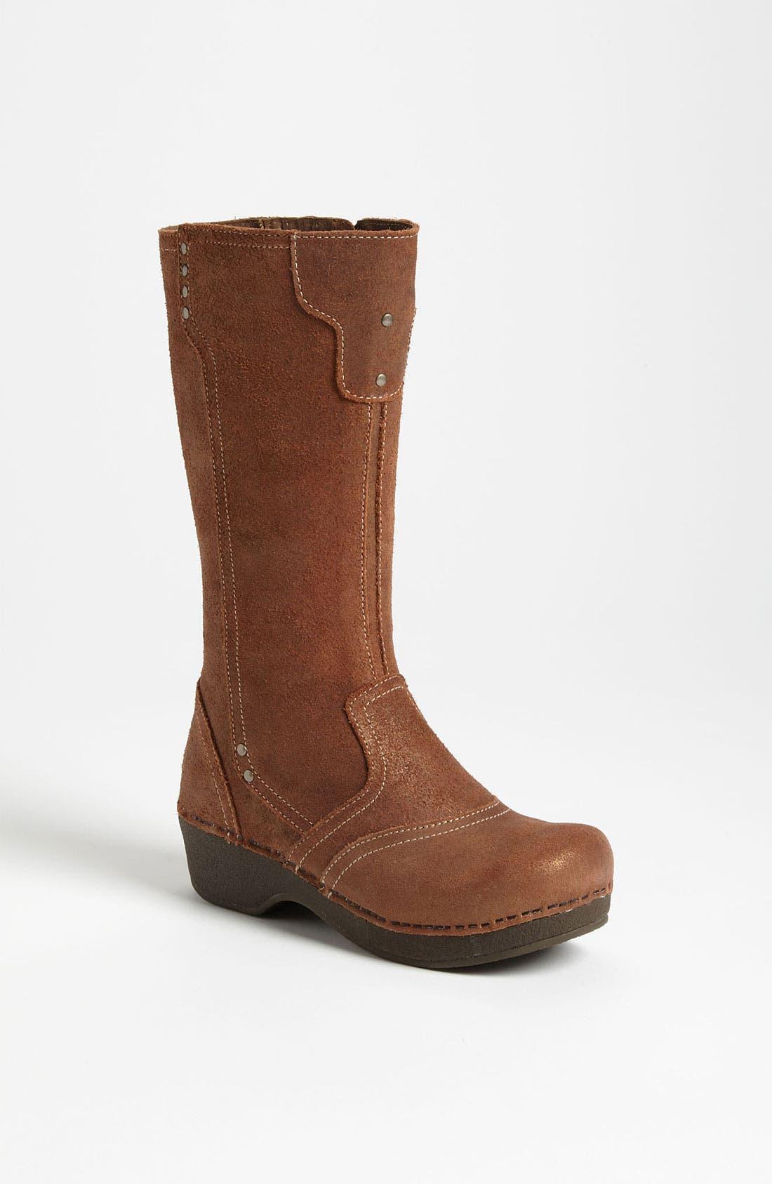 Alternate Image 1 Selected - Dansko 'Crepe' Boot