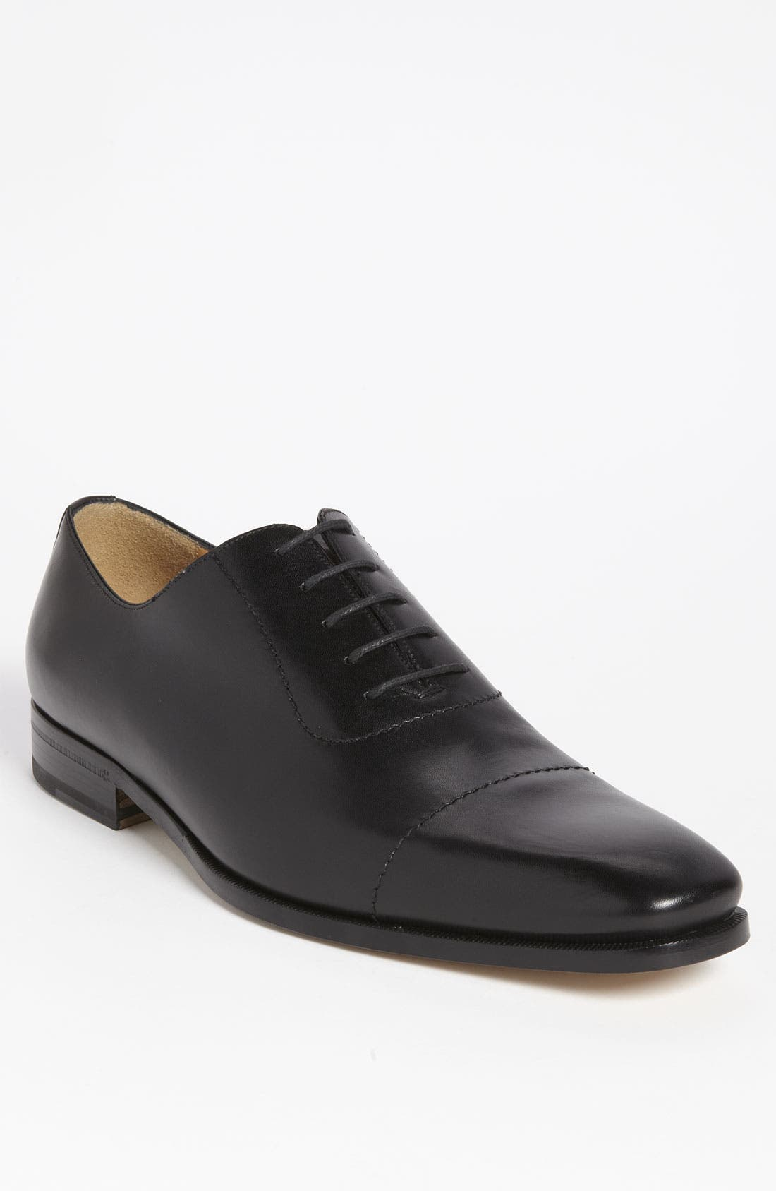 Alternate Image 1 Selected - Gucci 'Kyoto' Cap Toe Oxford