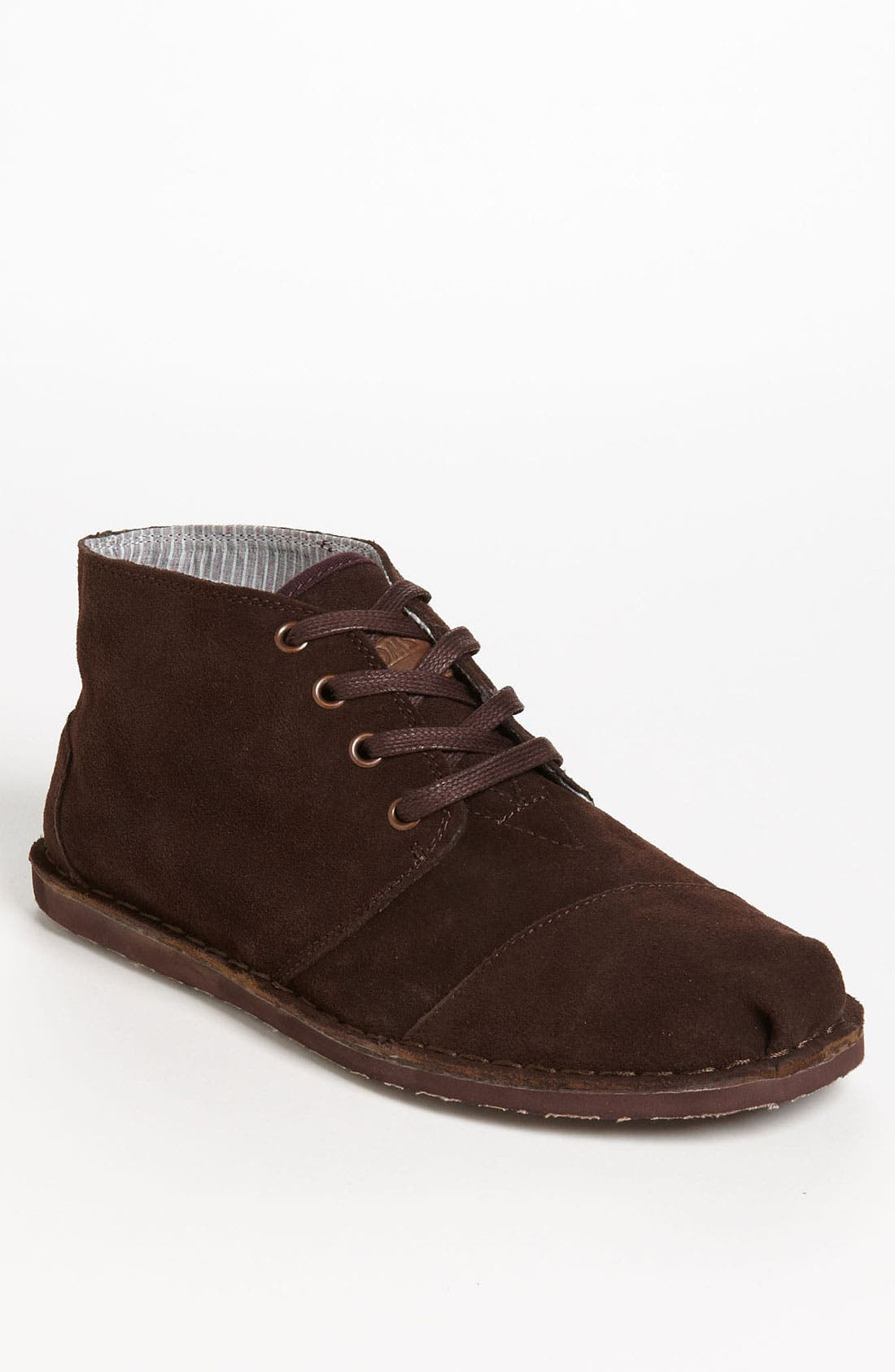 Alternate Image 1 Selected - TOMS 'Botas - Desert' Suede Chukka Boot (Men)