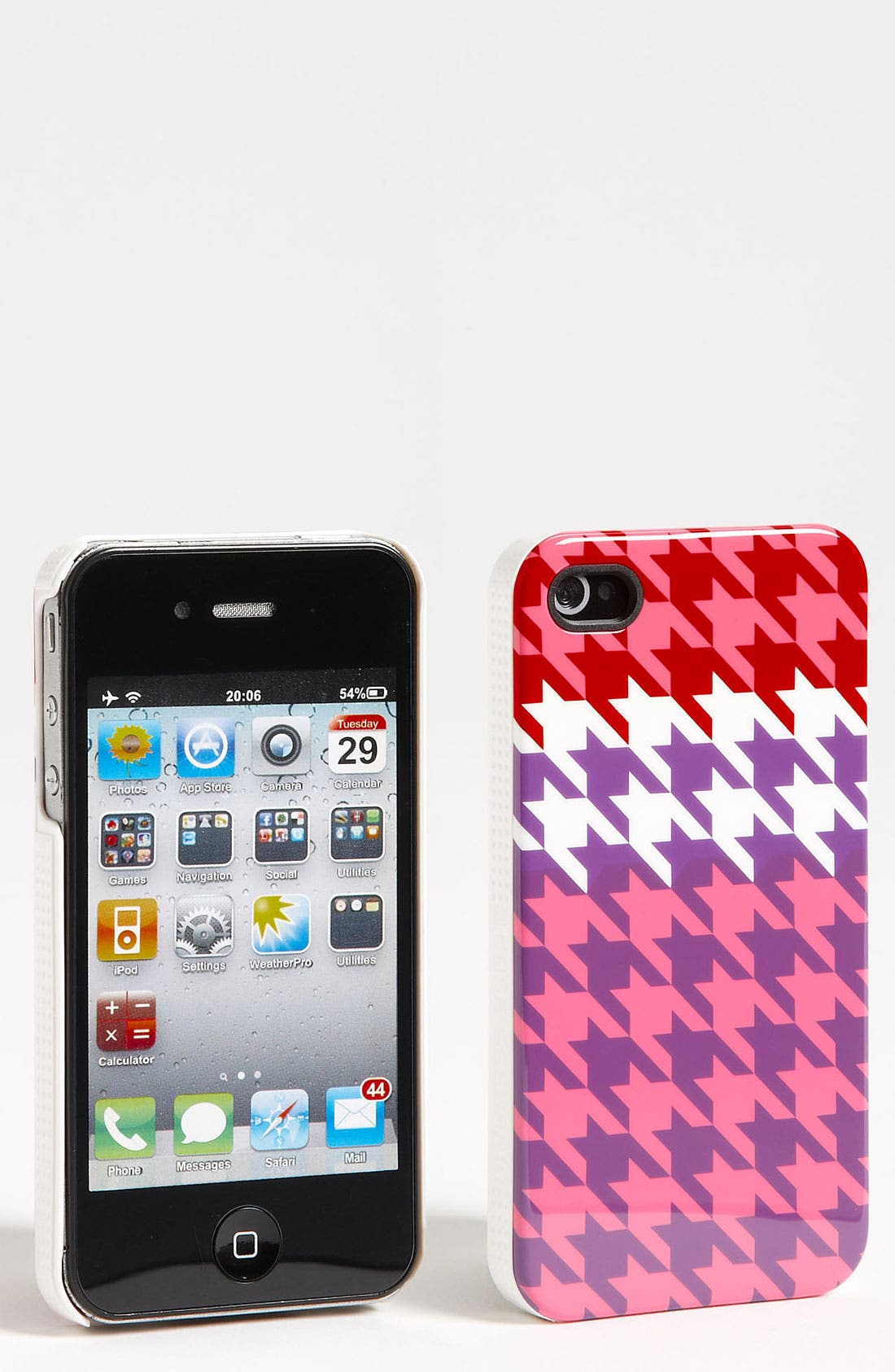Alternate Image 1 Selected - Case Scenario 'House of Holland' iPhone 4 & 4S Case
