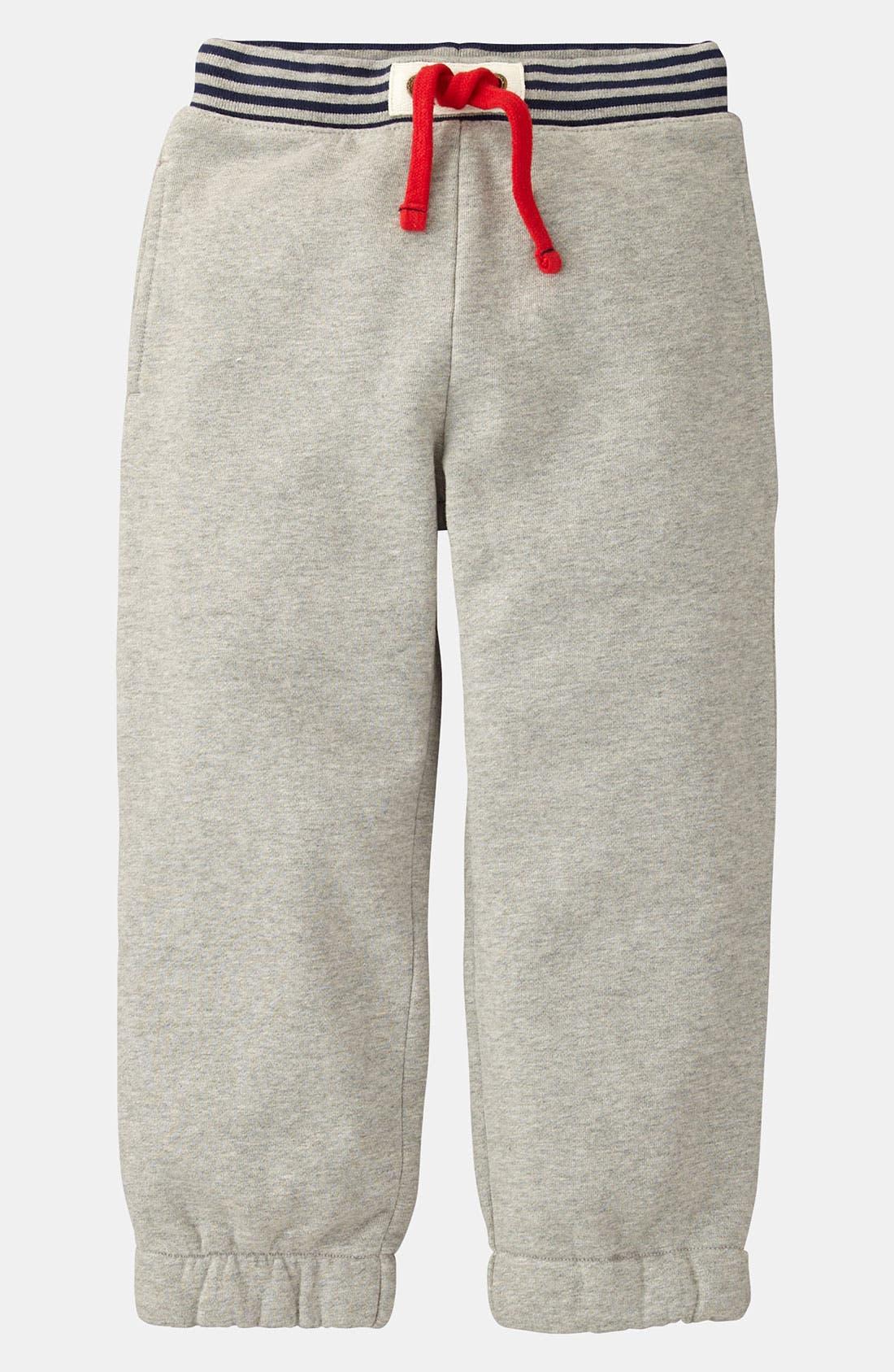 Main Image - Mini Boden 'Track' Pants (Toddler)
