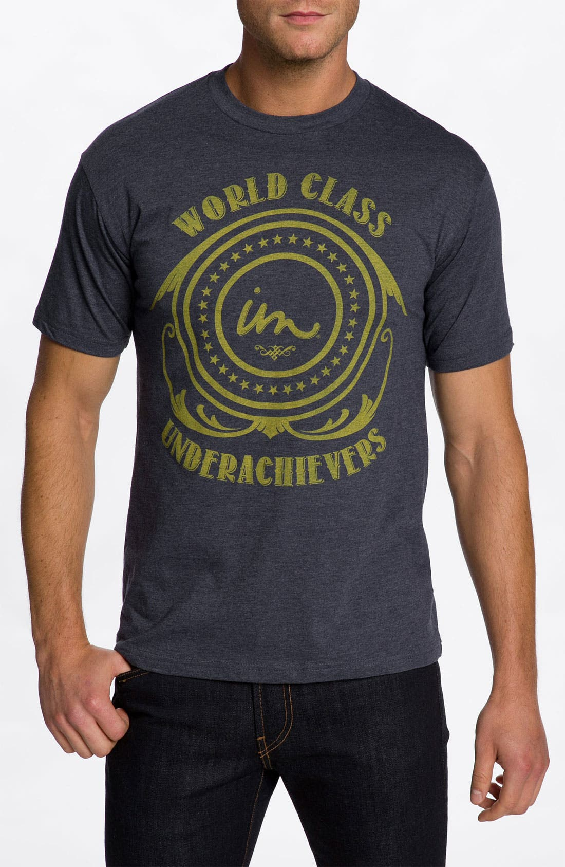 Alternate Image 1 Selected - Imperial Motion 'World Class' Graphic T-Shirt