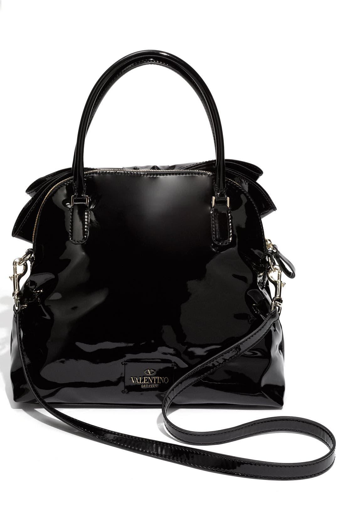 Alternate Image 4  - Valentino 'Lacca Bow' Dome Handbag