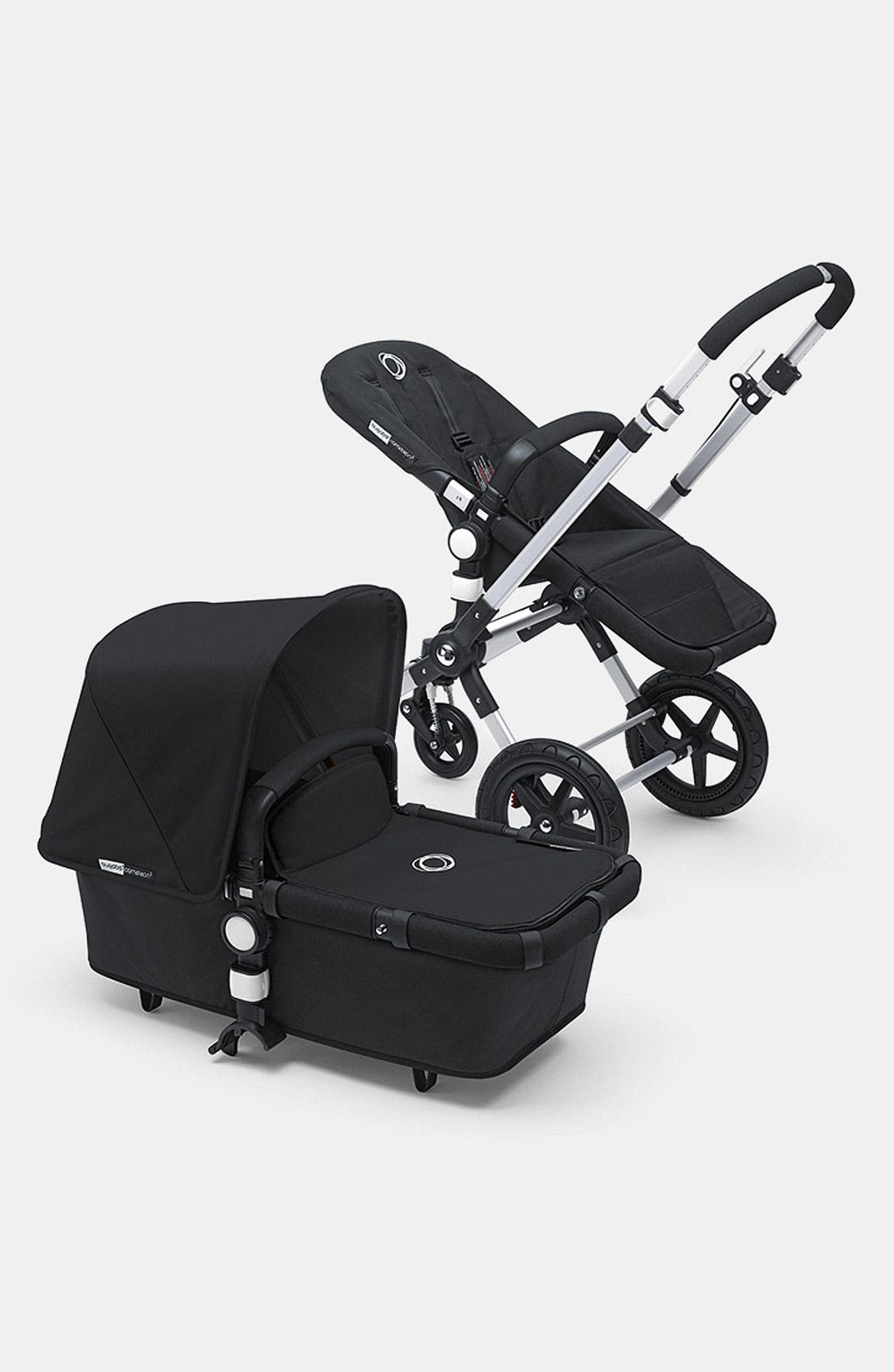 Alternate Image 1 Selected - Bugaboo 'Cameleon³ - Black' Stroller