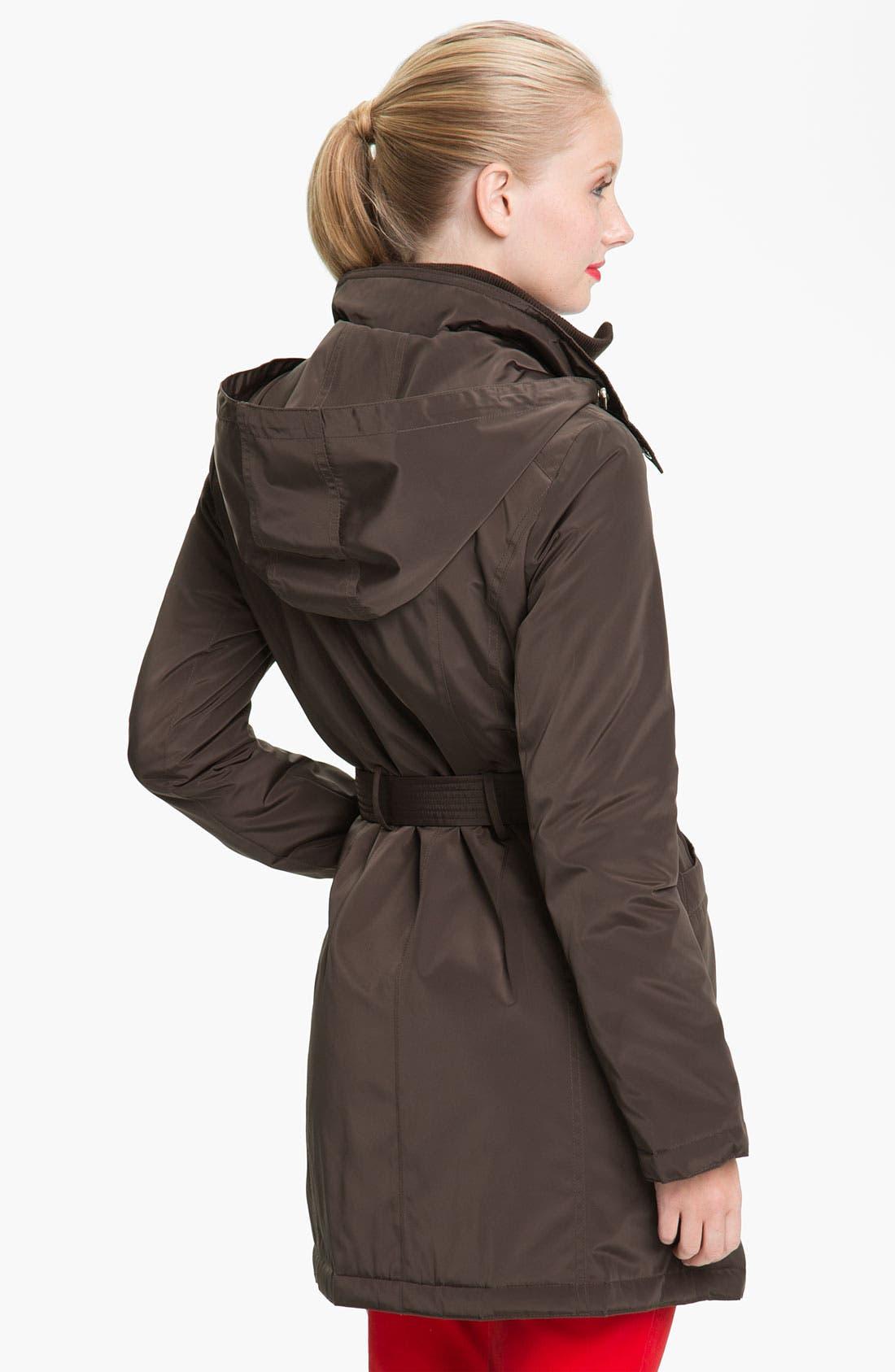 Alternate Image 2  - MICHAEL Michael Kors Softshell Trench Coat