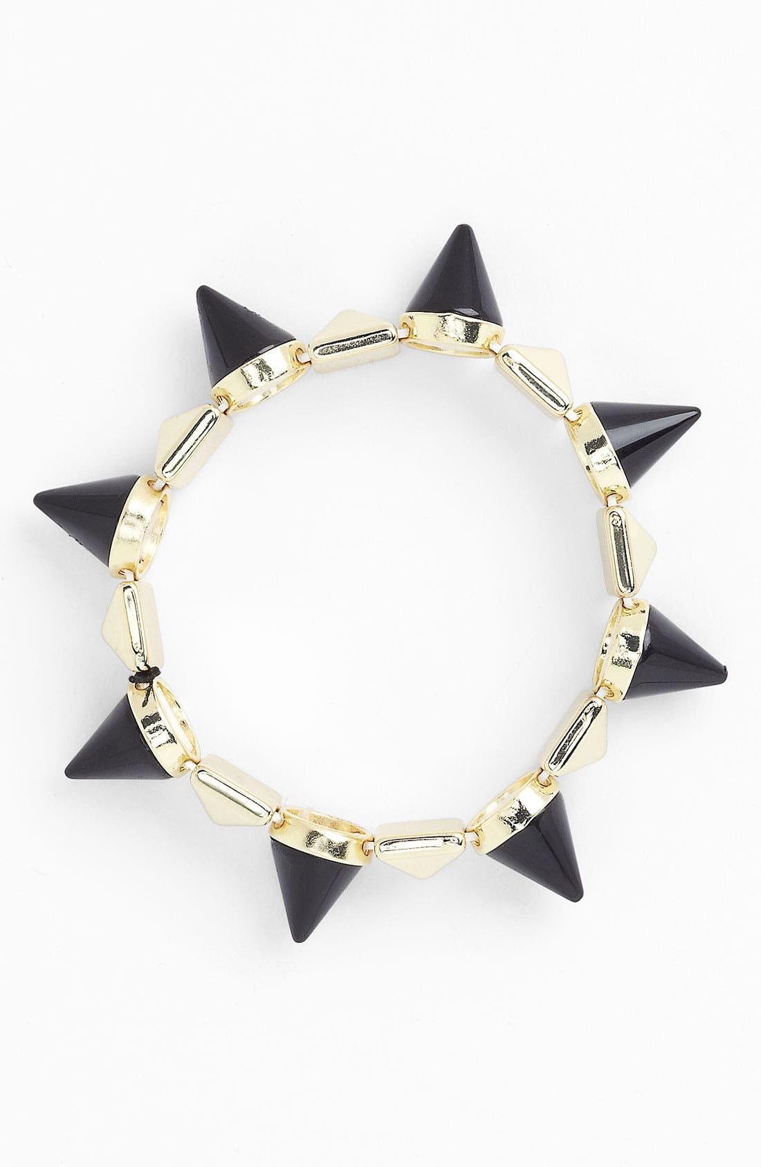 Alternate Image 1 Selected - Stephan & Co. Glossy Stud Bracelet
