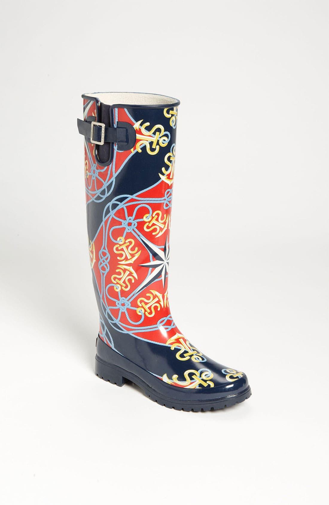Alternate Image 1 Selected - Sperry Top-Sider® 'Pelican Too' Rain Boot (Women)