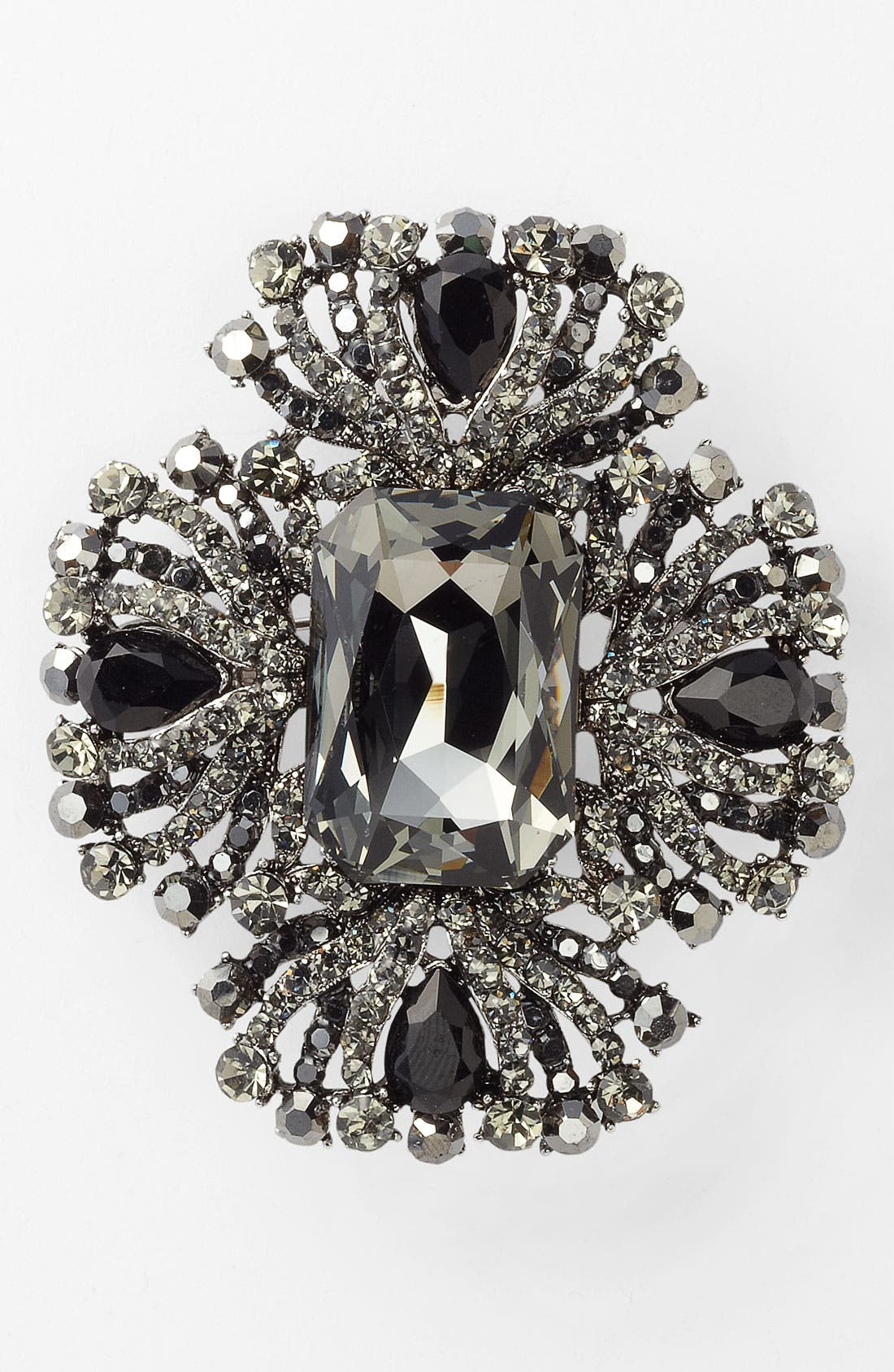 Alternate Image 1 Selected - Tasha Crystal Brooch