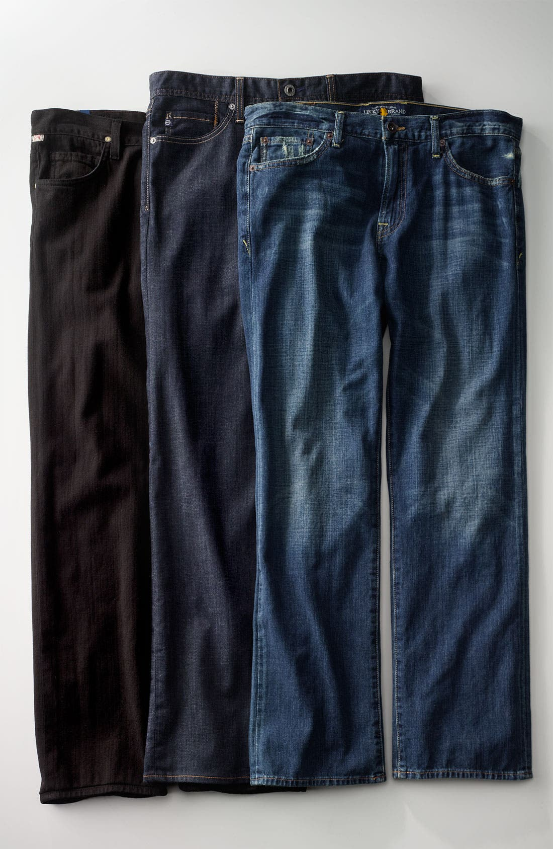 Alternate Image 5  - AG Jeans 'Hero' Relaxed Fit Jeans (Munich)