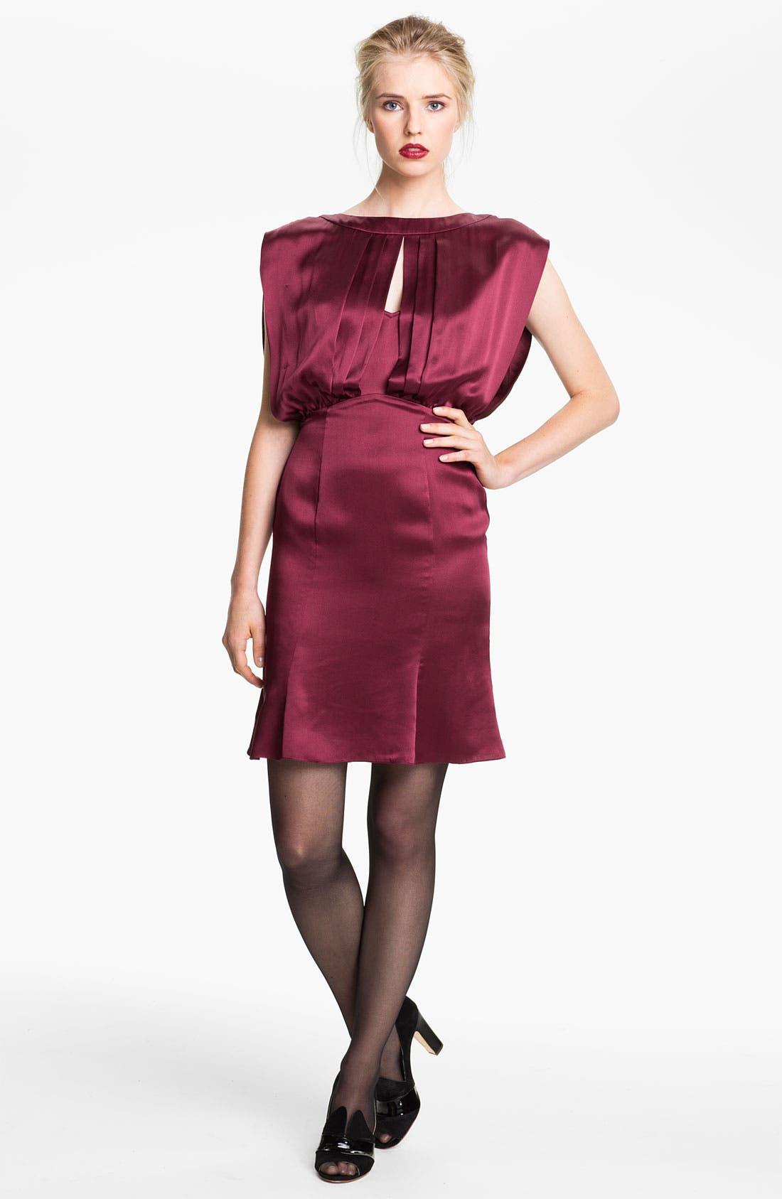 Main Image - Tracy Reese Silk Dress