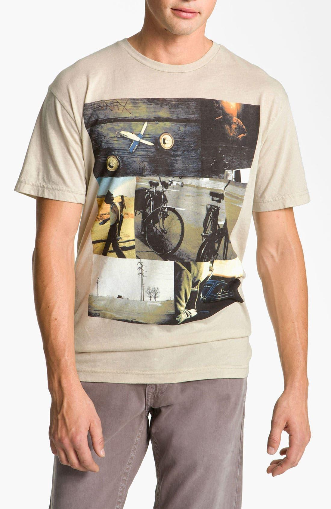 Alternate Image 1 Selected - Ezekiel 'Montage' Heathered T-Shirt