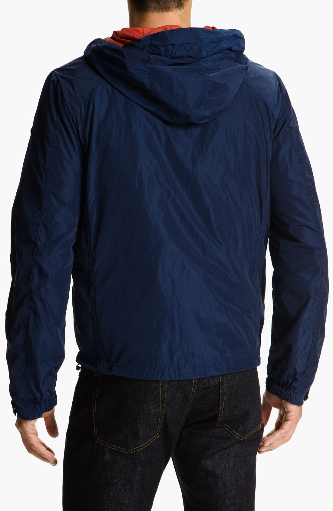 Alternate Image 2  - Scotch & Soda Hooded Windbreaker