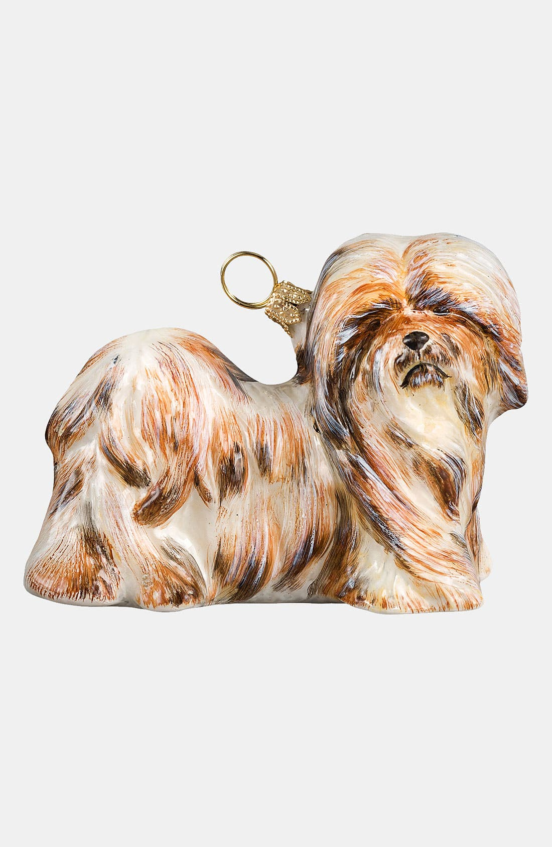 Alternate Image 1 Selected - Joy to the World Collectibles 'Lhasa Apso' Ornament