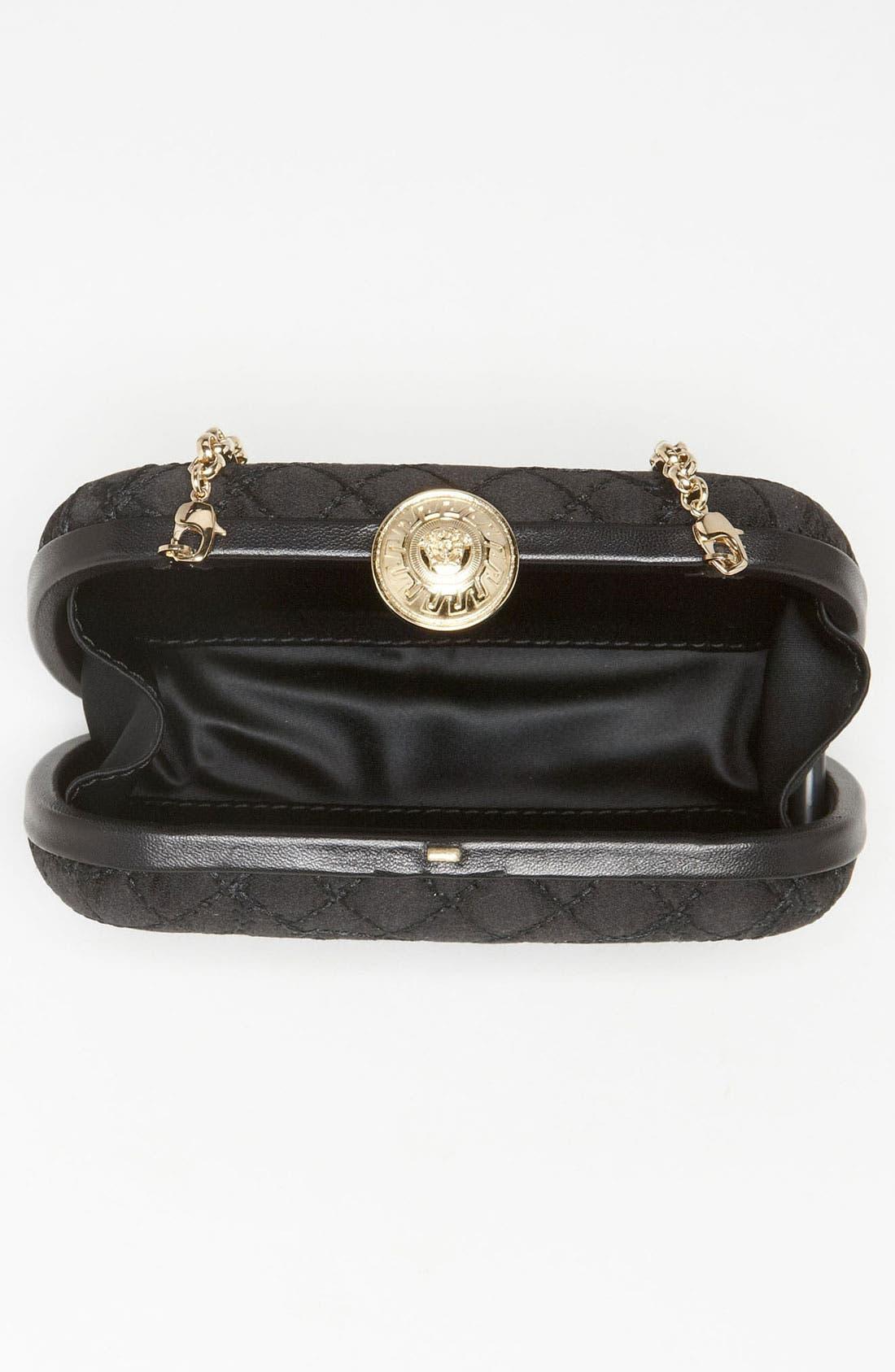 Alternate Image 3  - Versace 'Linea' Box Clutch