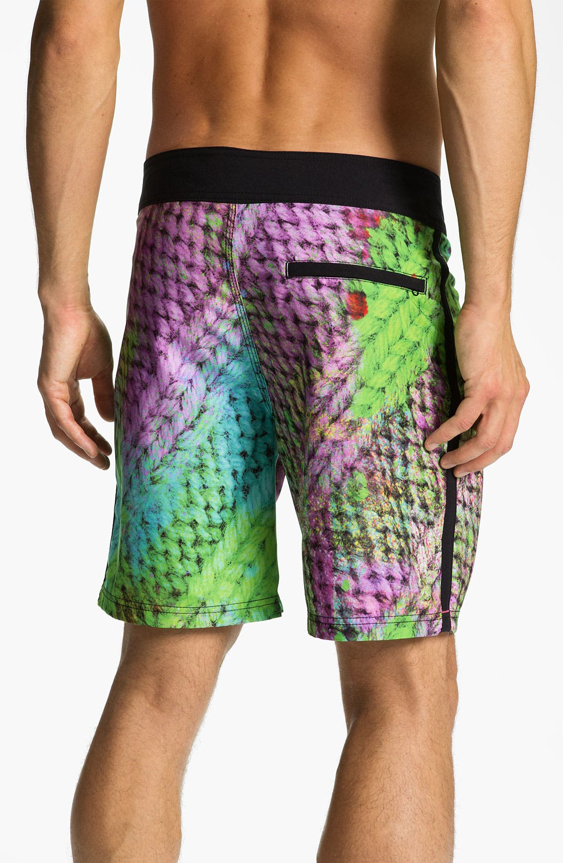 Alternate Image 2  - Hurley 'Surface' Board Shorts