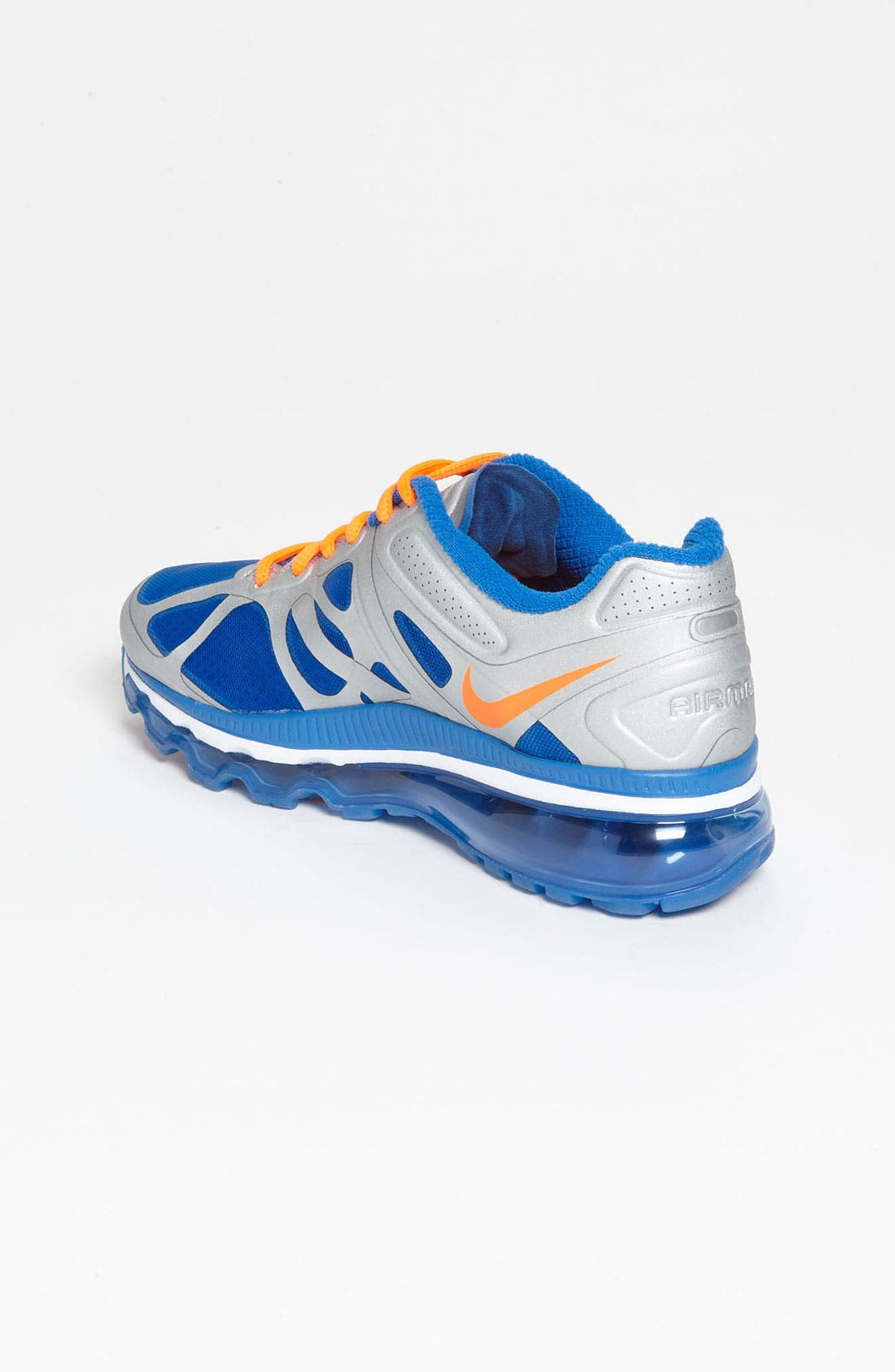 Alternate Image 2  - Nike 'Air Max 2012' Running Shoe (Big Kid)