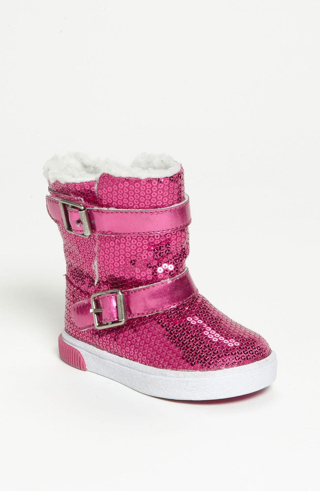 Alternate Image 1 Selected - Stride Rite 'Safi' Boot (Toddler)