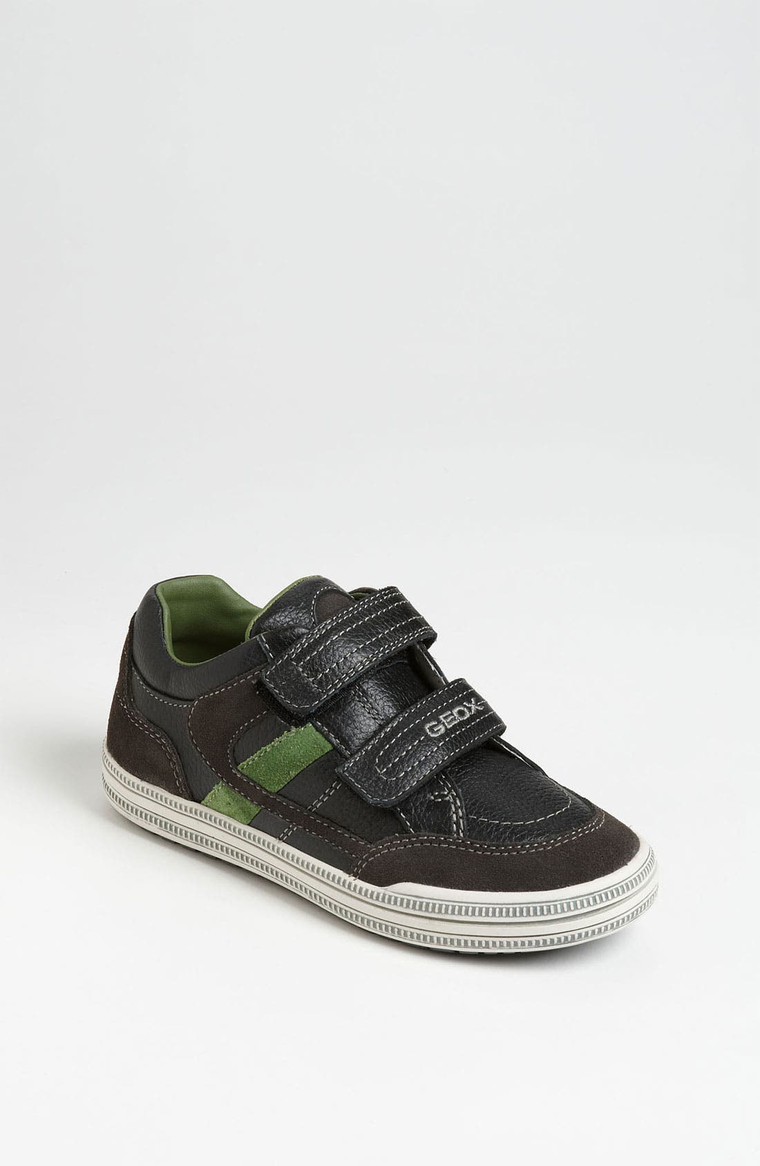 Alternate Image 1 Selected - Geox Sneaker (Toddler, Little Kid & Big Kid)