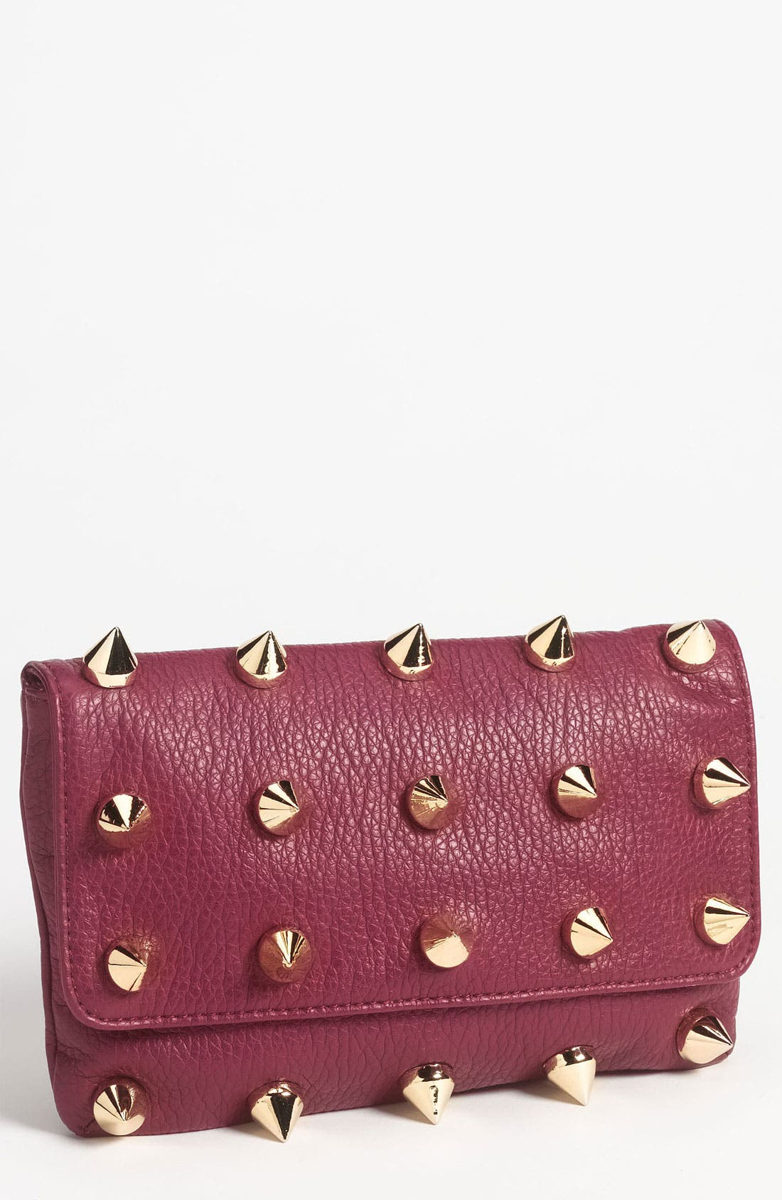 Alternate Image 1 Selected - Deux Lux 'Empire' Faux Leather Clutch