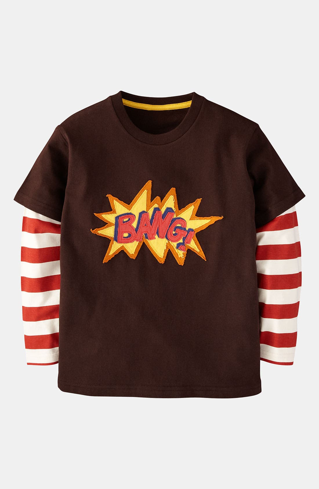 Alternate Image 1 Selected - Mini Boden 'Pop' T-Shirt (Little Boys & Big Boys)