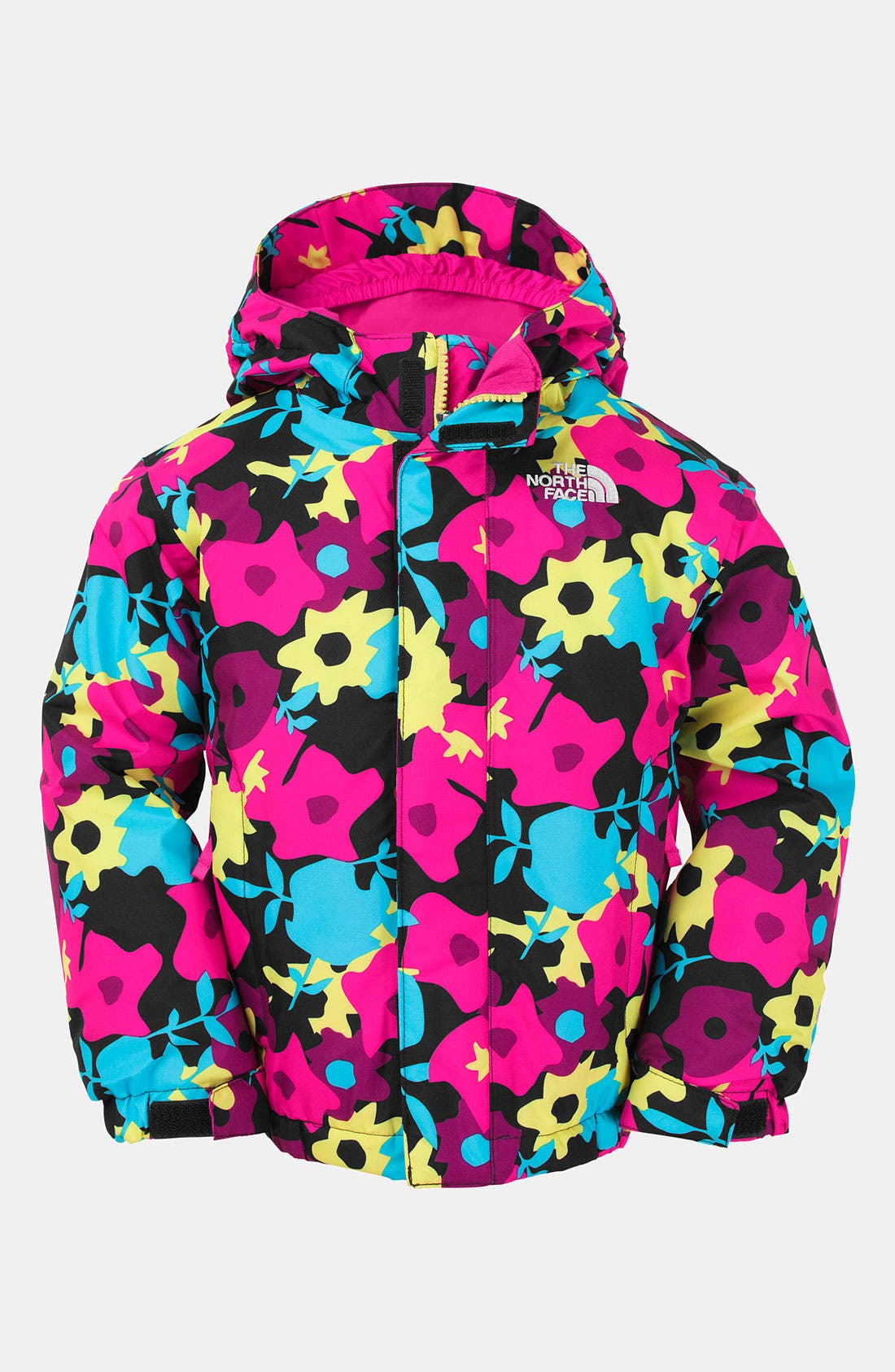 Main Image - The North Face 'Denay' Insulted Jacket (Toddler)