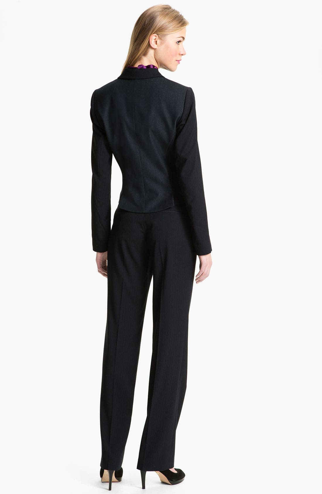 Alternate Image 4  - T Tahari 'Roxy' Jacket (Petite)