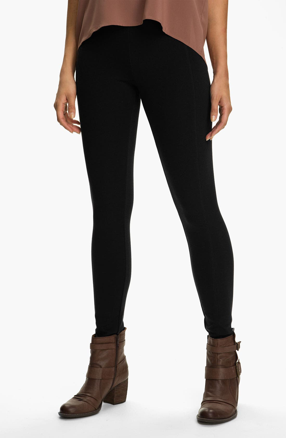 Alternate Image 1 Selected - Nordstrom 'You Flatter Me' Leggings
