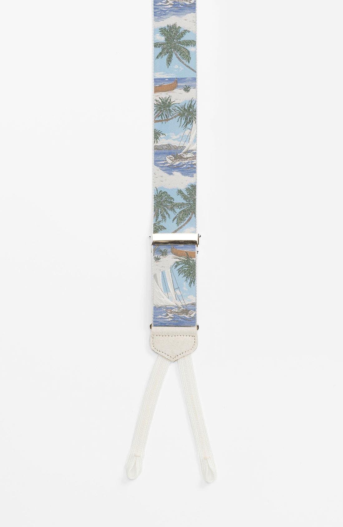 Alternate Image 1 Selected - Trafalgar 'Tranquillite D'Espirit' Suspenders