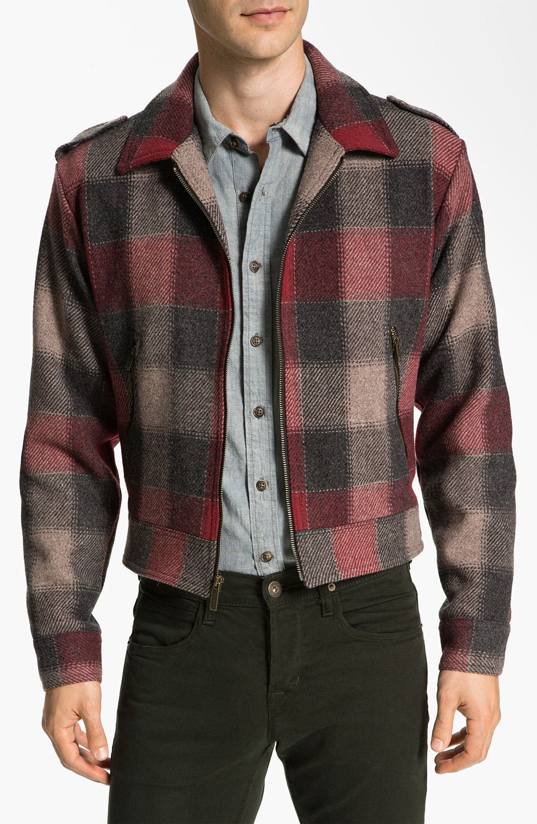 Alternate Image 1 Selected - Pendleton 'Liberty' Fitted Jacket