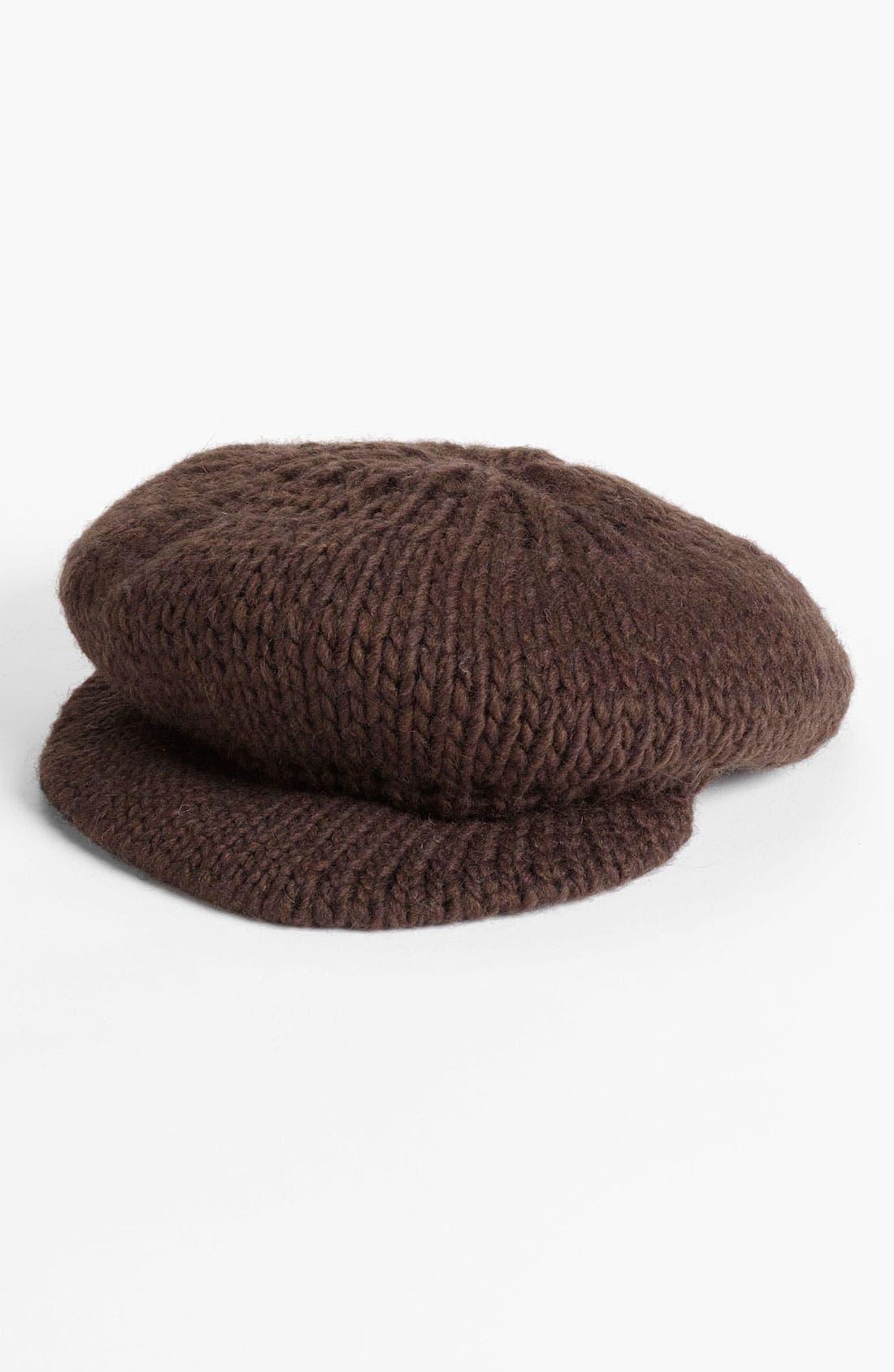 Main Image - Halogen® Knit Cap