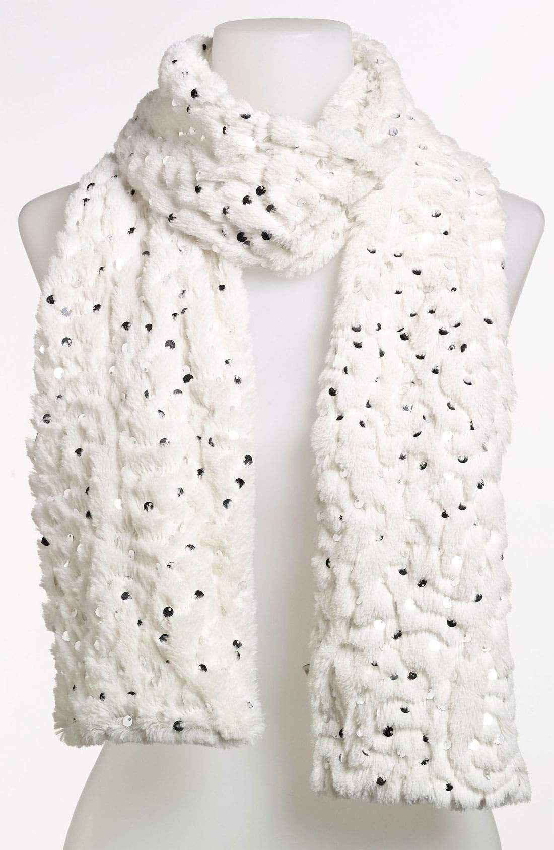 Alternate Image 1 Selected - Collection XIIX 'Ashley' Faux Fur Muffler