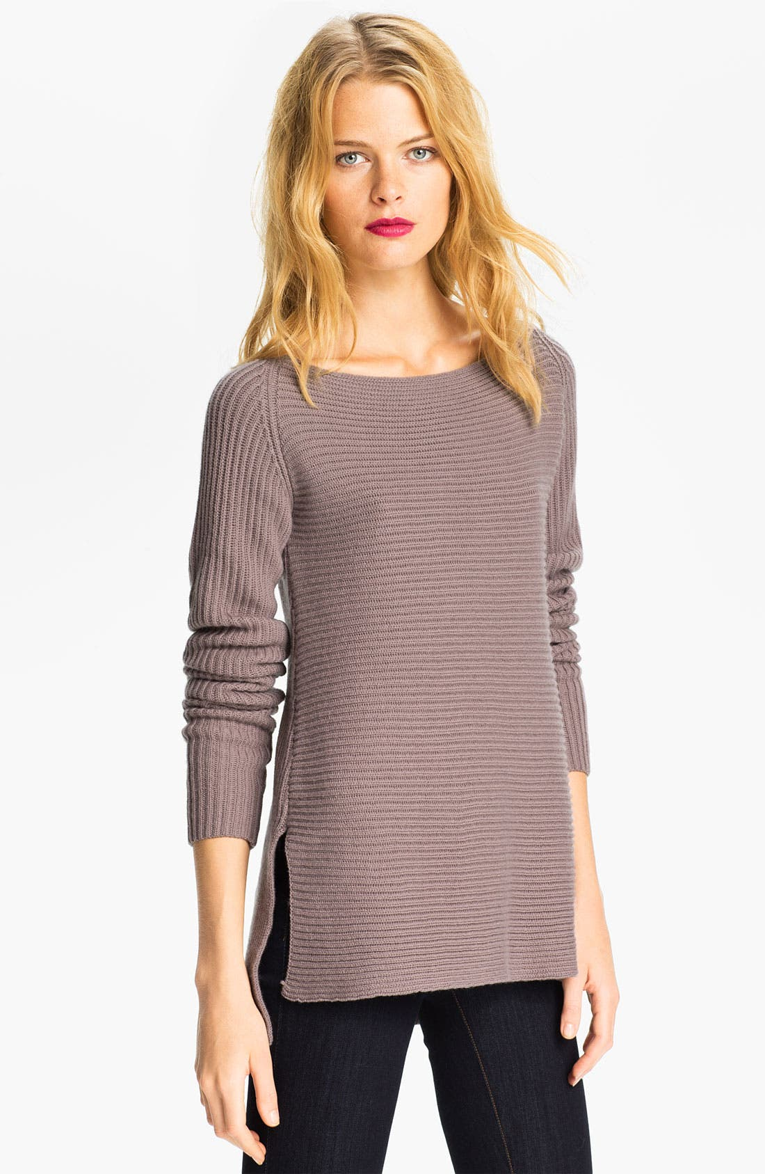Alternate Image 1 Selected - Diane von Furstenberg 'Gelberte' Wool Sweater