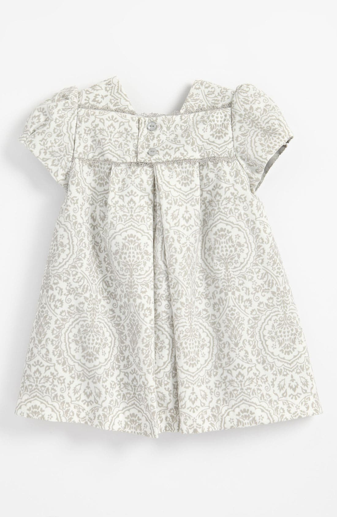 Alternate Image 2  - Luli & Me Floral Dress (Infant)