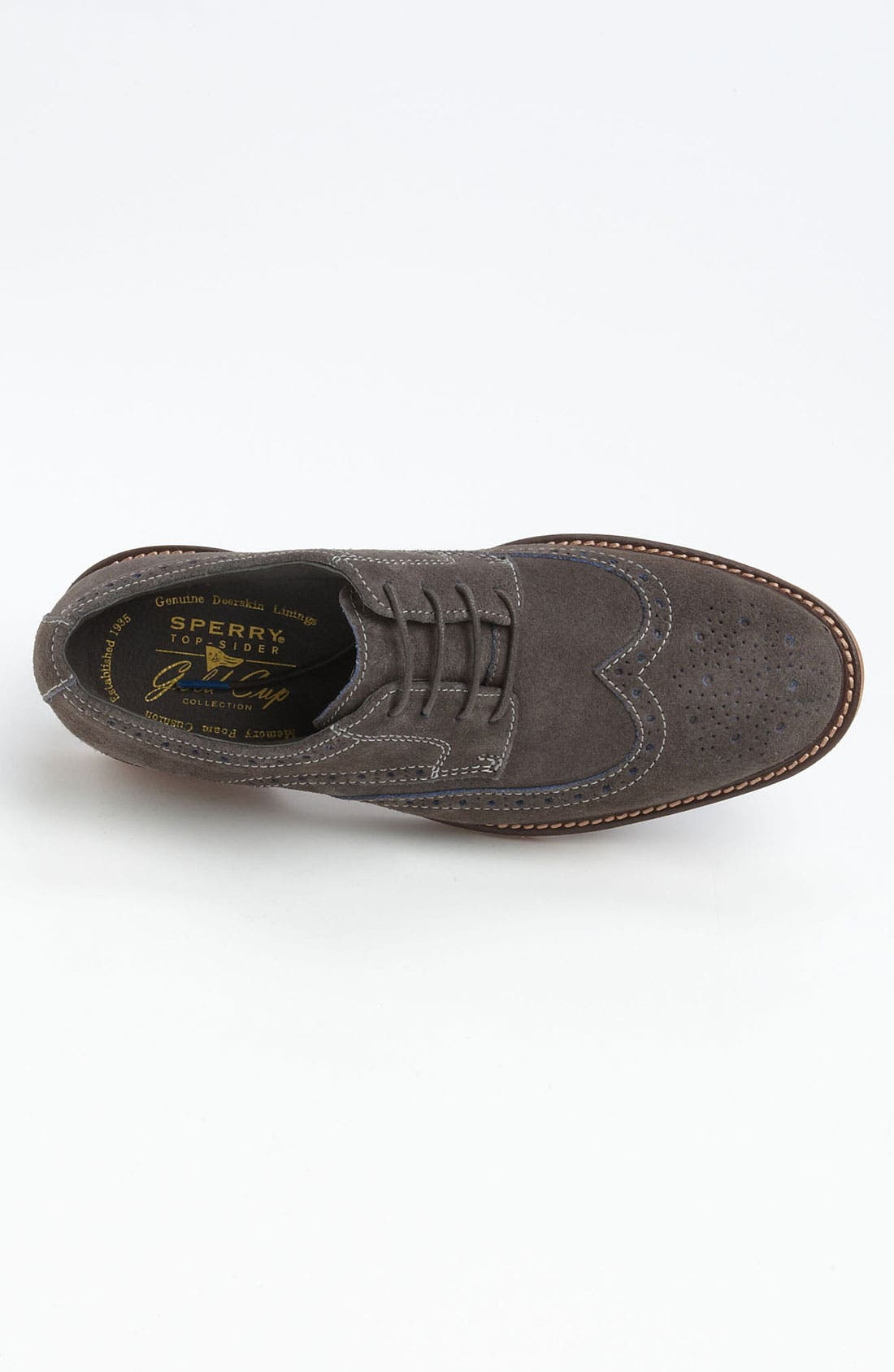 Alternate Image 3  - Sperry Top-Sider® 'Gold Cup' Wingtip (Online Only)