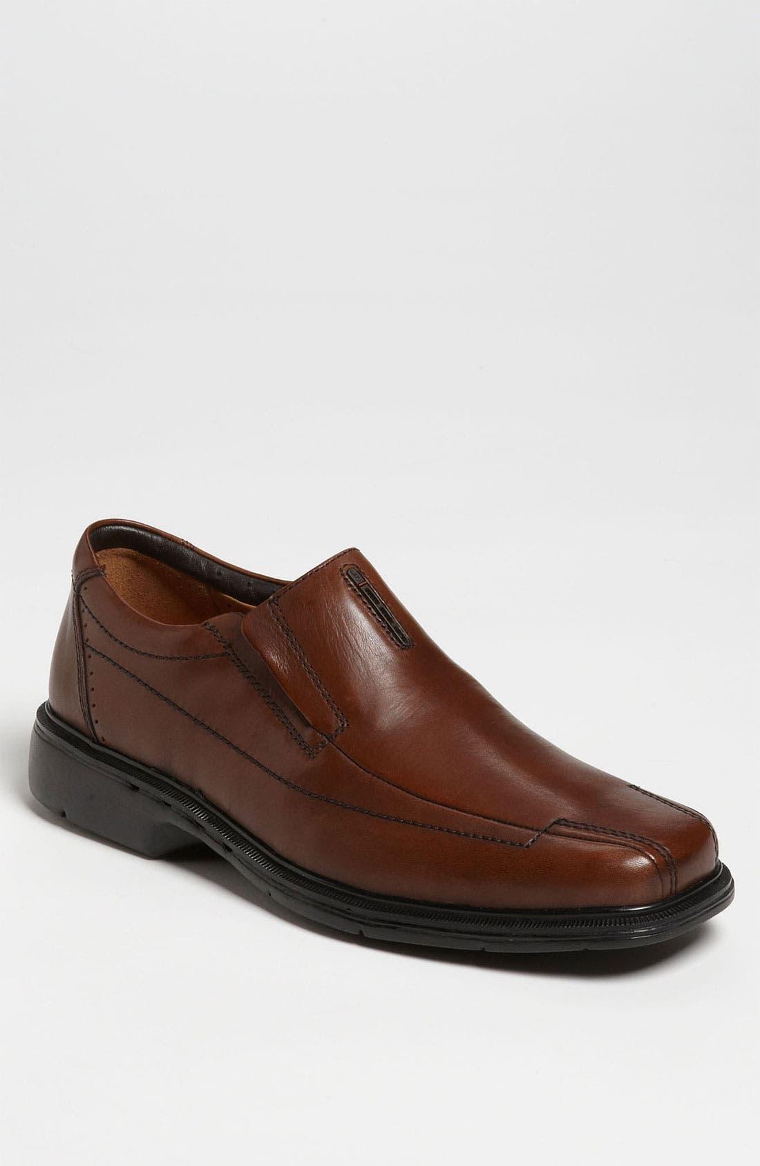 'Un.Sheridan' Slip-On,                         Main,                         color, Medium Brown
