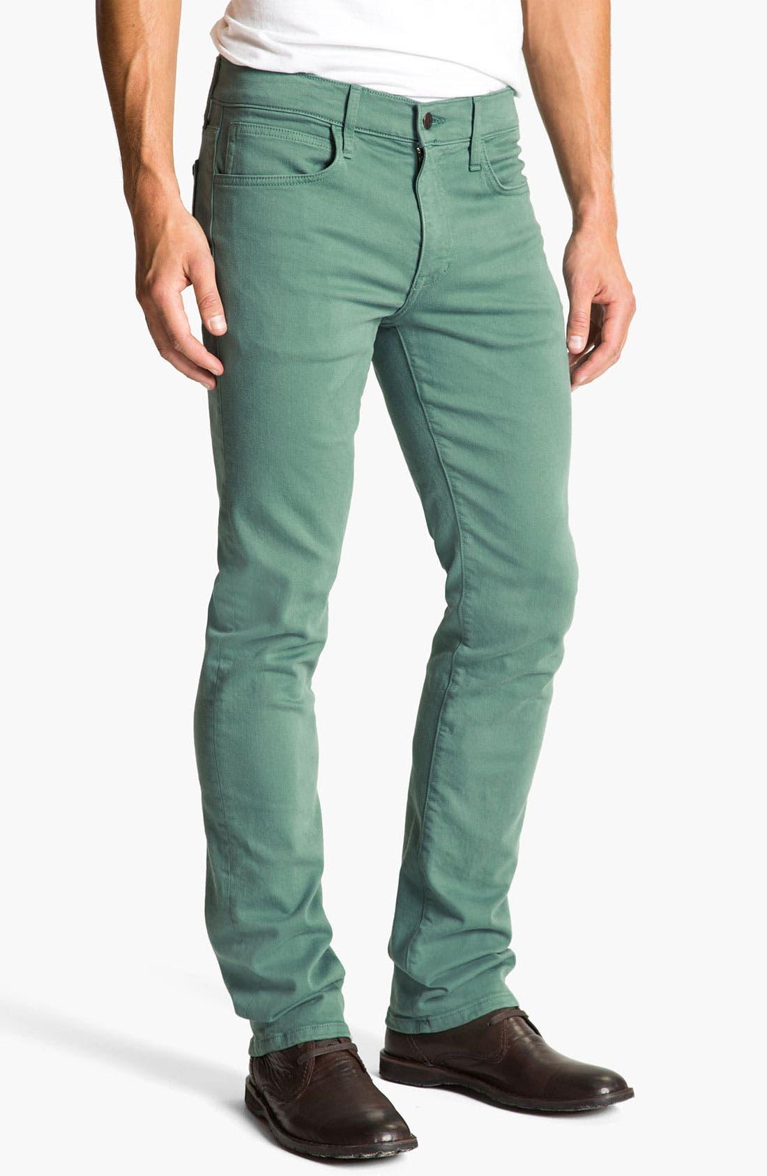 Alternate Image 2  - Joe's 'Brixton' Slim Straight Leg Jeans (Atlantic)