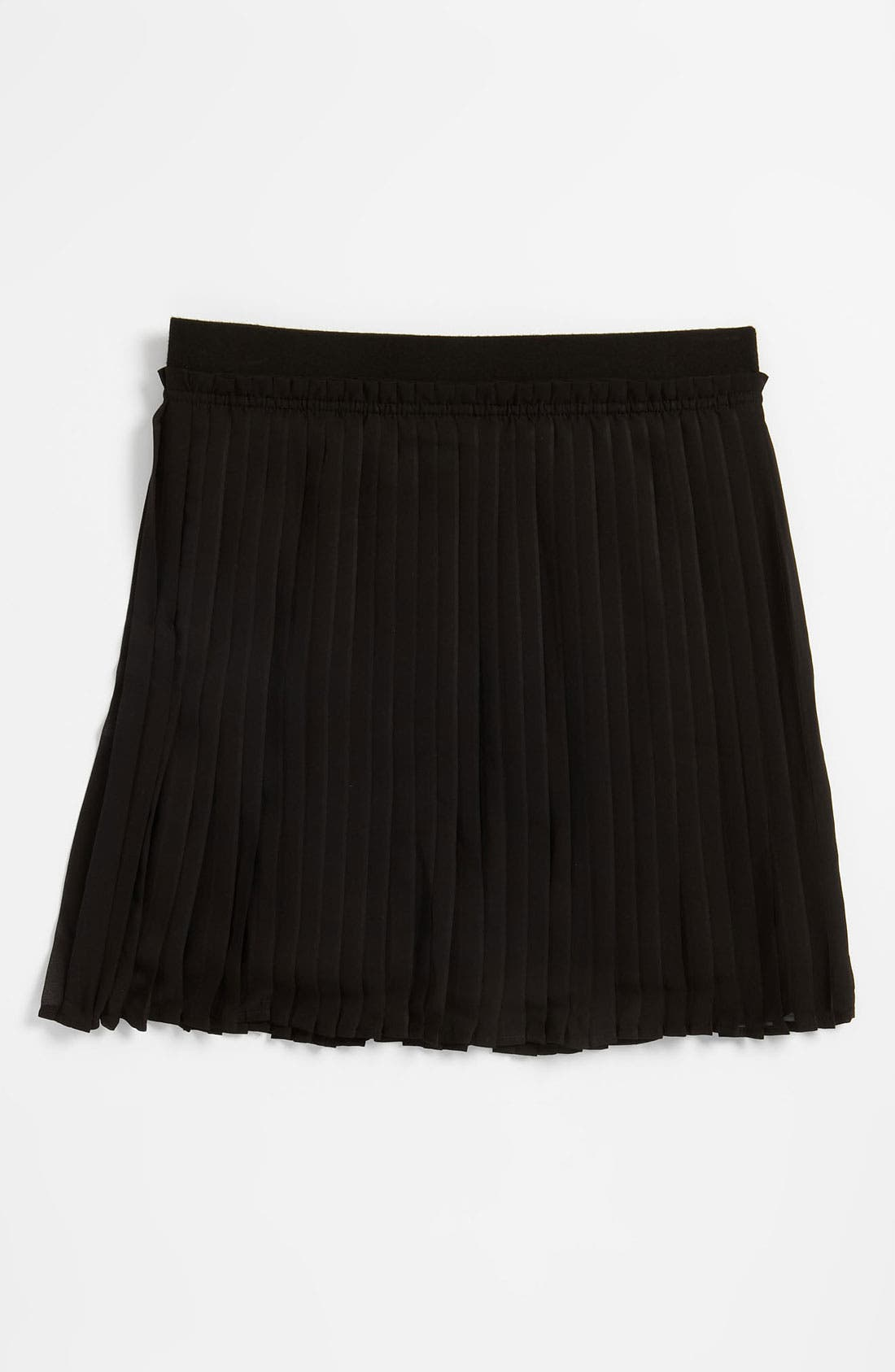 Alternate Image 1 Selected - Ruby & Bloom 'Eloise' Pleated Skirt (Big Girls)