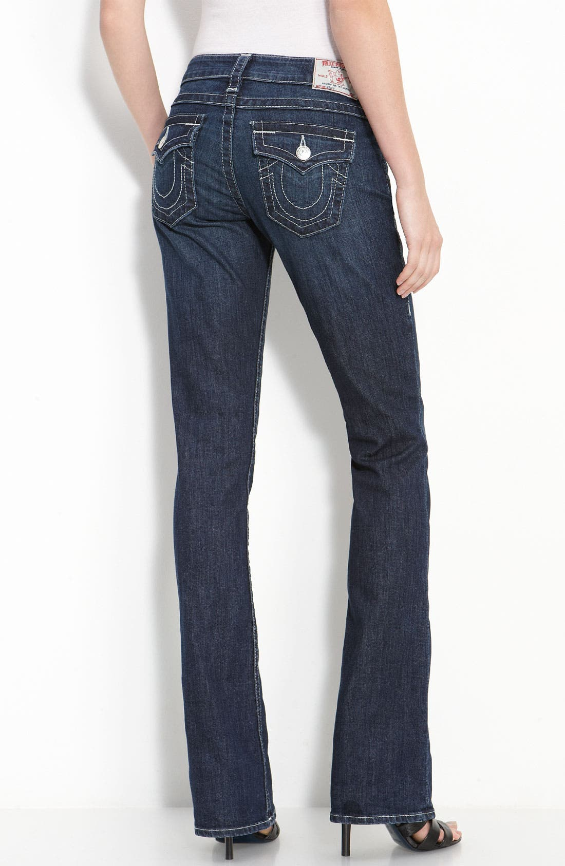 Alternate Image 2  - True Religion Brand Jeans 'Becky' Bootcut Jeans (Houston)(Online Only)