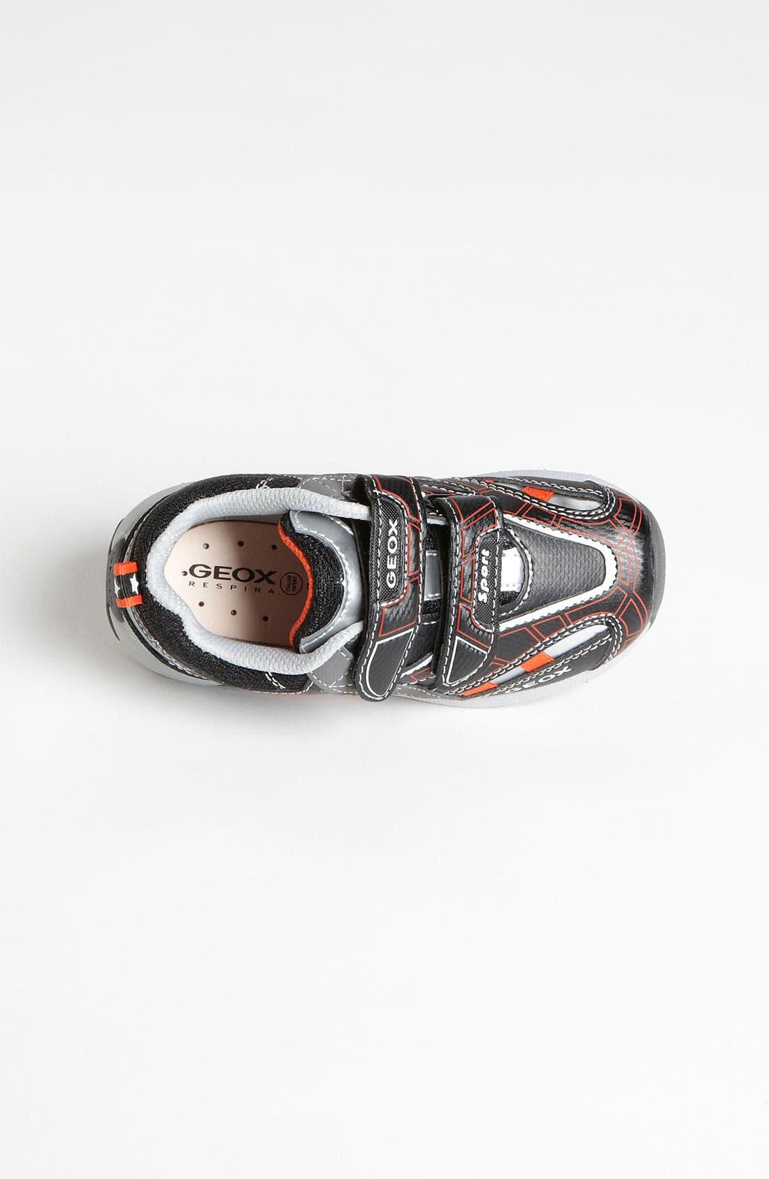 Alternate Image 3  - Geox 'Stark' Sneaker (Walker & Toddler)
