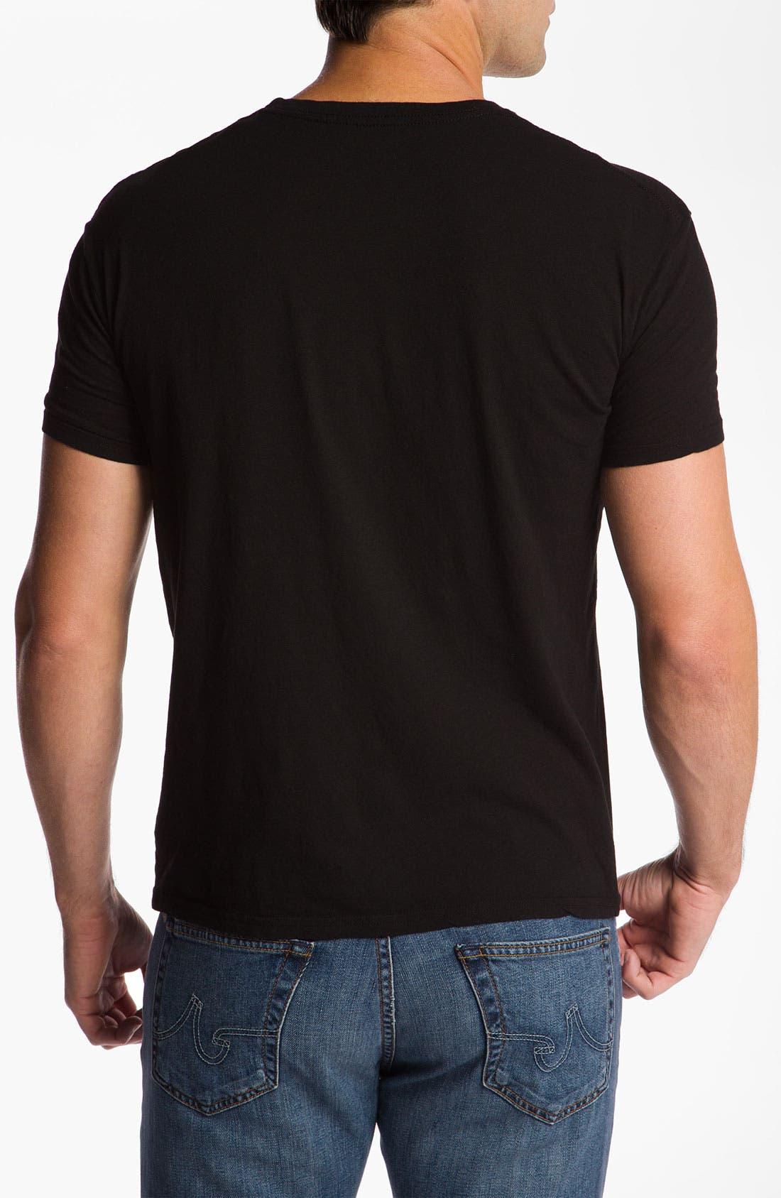 Alternate Image 2  - The Original Retro Brand 'Ohio State Buckeyes' T-Shirt