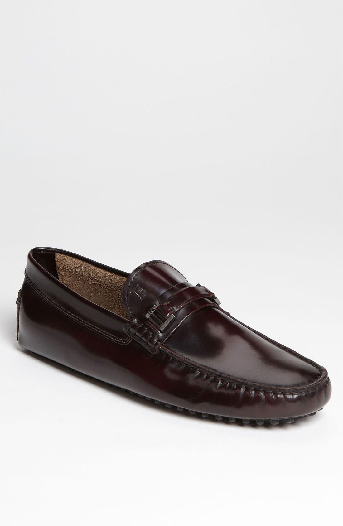 Main Image - Tod's Bit Driving Shoe