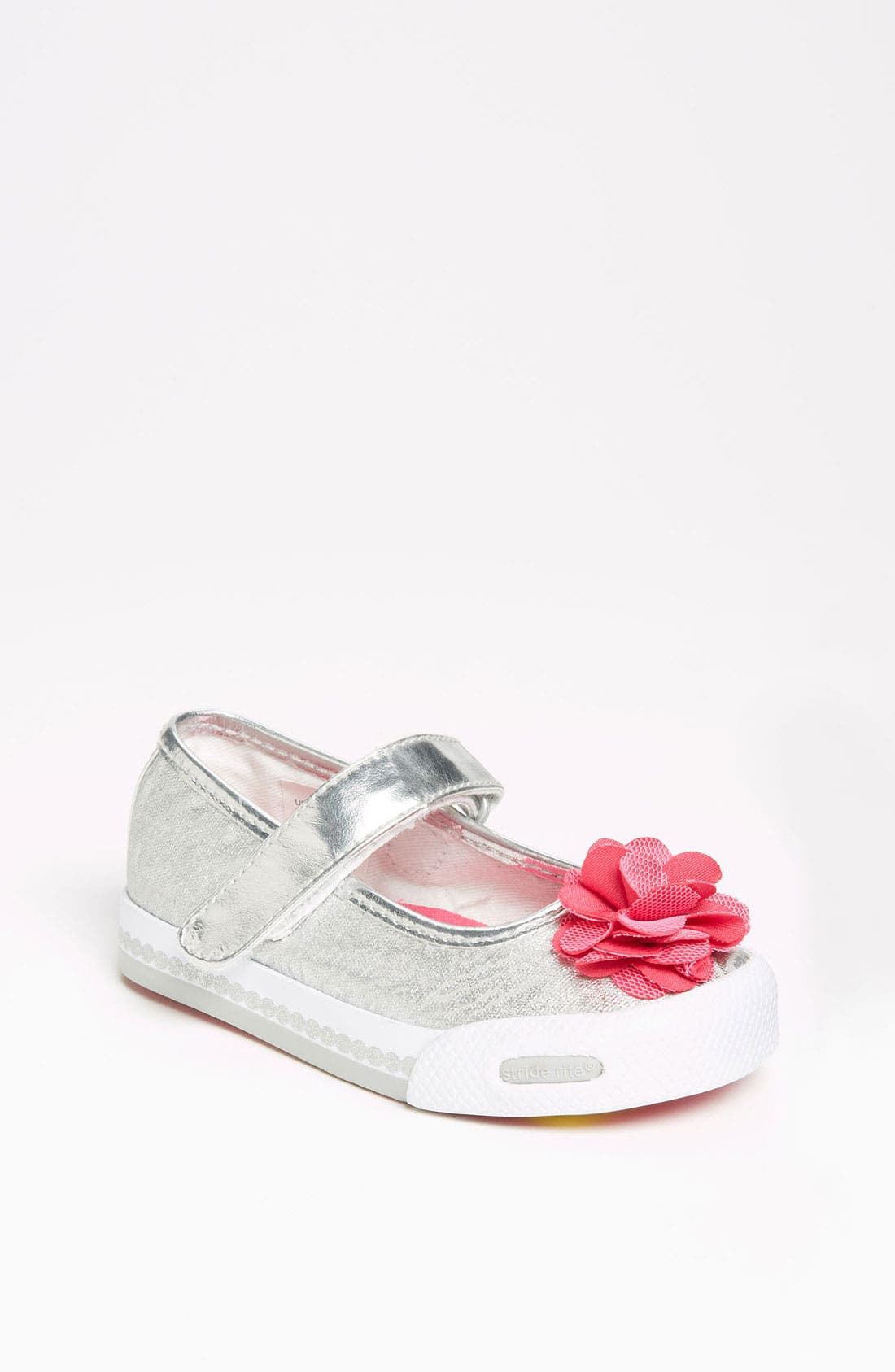 Alternate Image 1 Selected - Stride Rite 'Chloe' Mary Jane (Baby, Walker & Toddler)