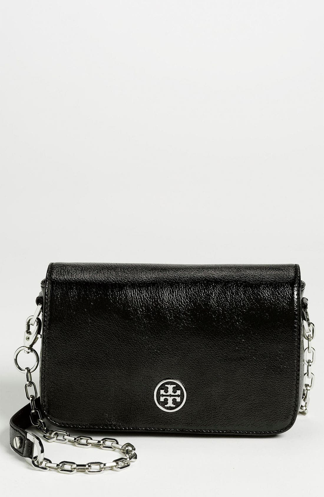 Alternate Image 1 Selected - Tory Burch 'Robinson - Mini' Adjustable Crossbody Bag