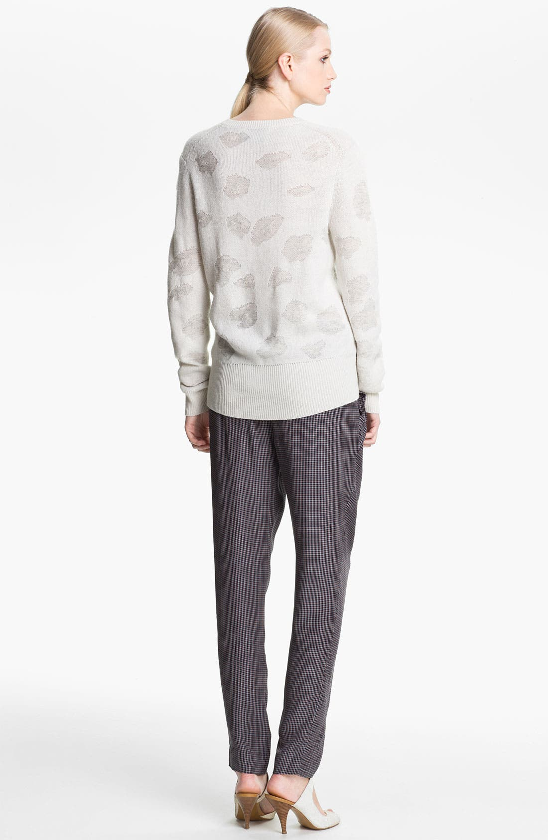 Alternate Image 2  - 3.1 Phillip Lim Floral Jacquard Sweater