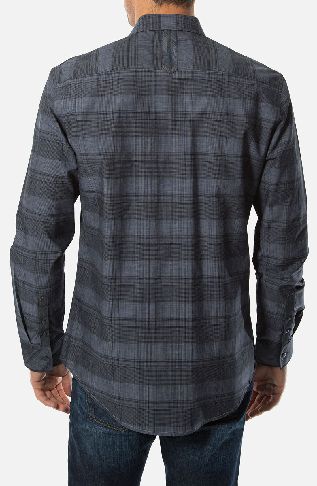 Alternate Image 2  - 7 Diamonds 'The Dreamer' Woven Sport Shirt